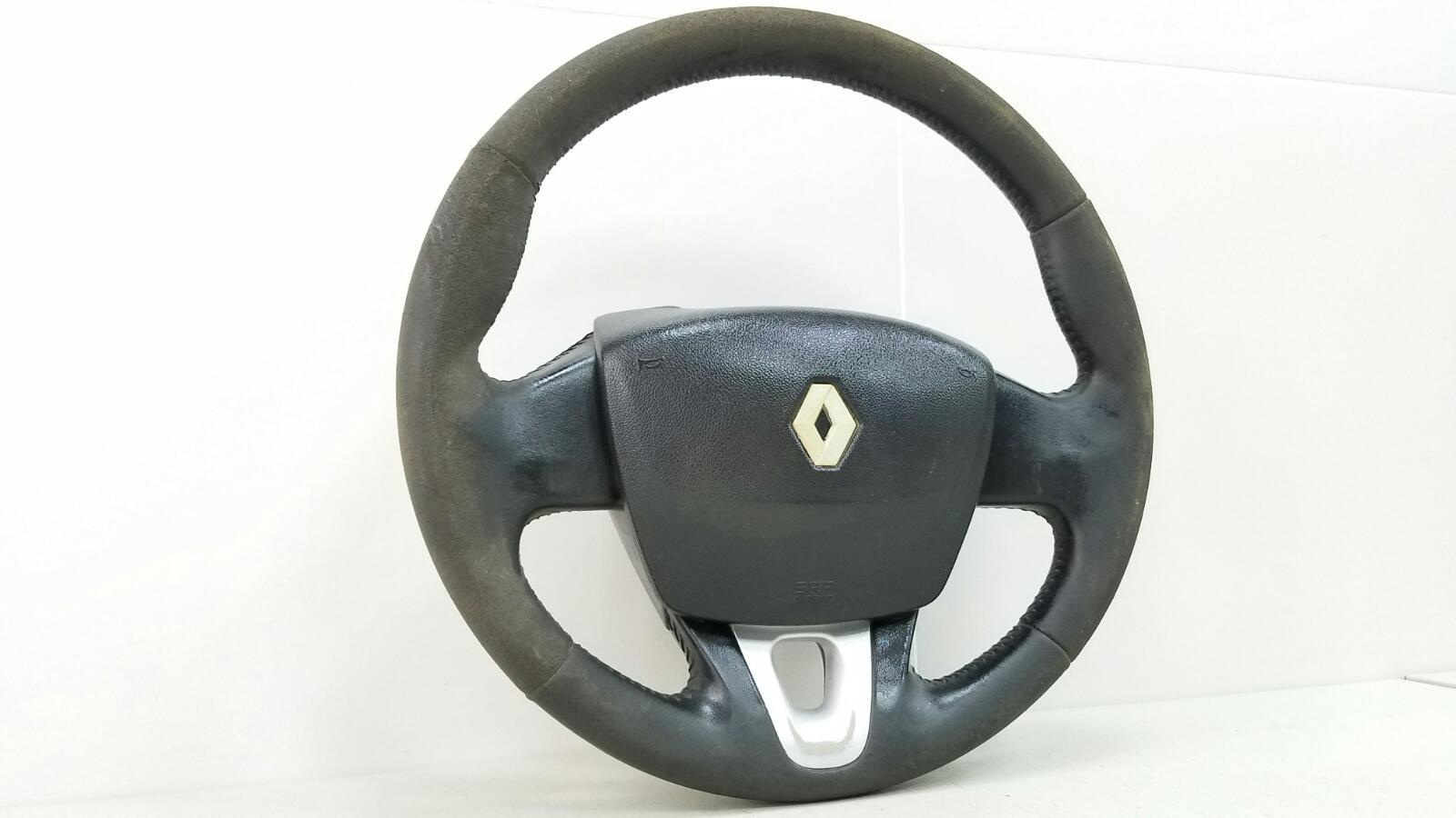 Руль Renault Fluence L30 K4M 2012
