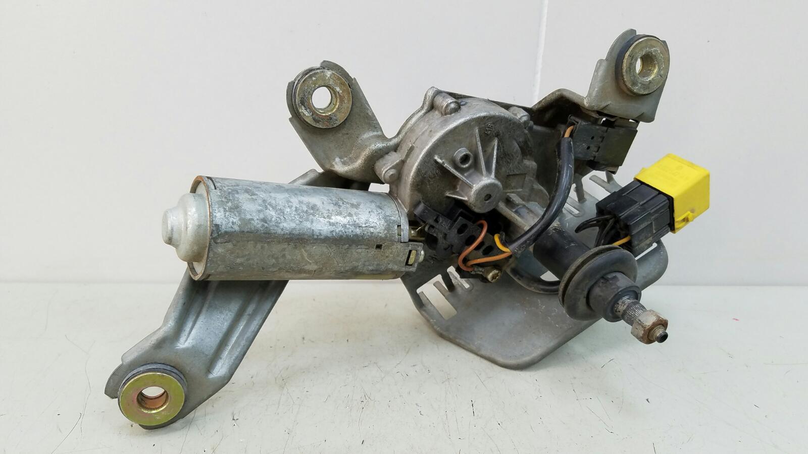 Моторчик заднего дворника Mercedes Ml430 W163 M113.942 1999 задний