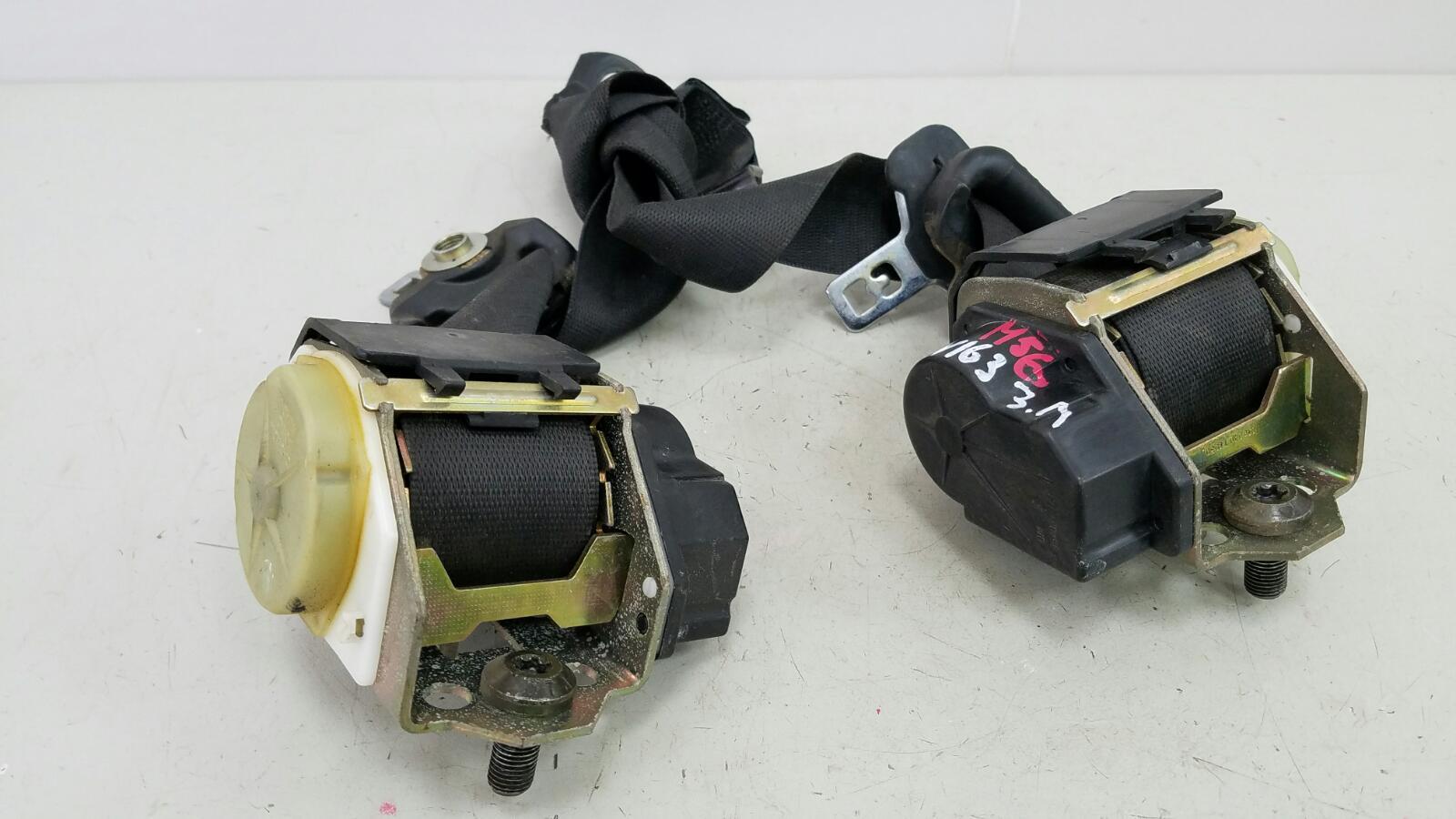 Комплект ремней безопастности Mercedes Ml430 W163 M113.942 1999 задний
