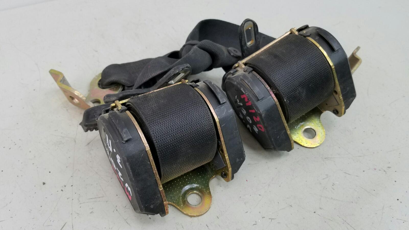 Комплект ремней безопастности Mercedes C280 W202 M104.941 1998 задний