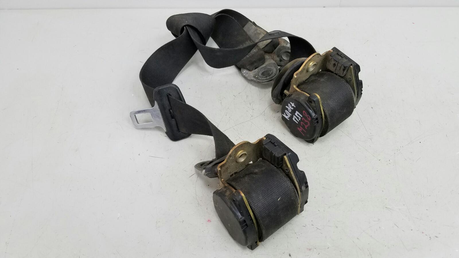 Комплект ремней безопастности Opel Kadet 16D 1.6Л 1985