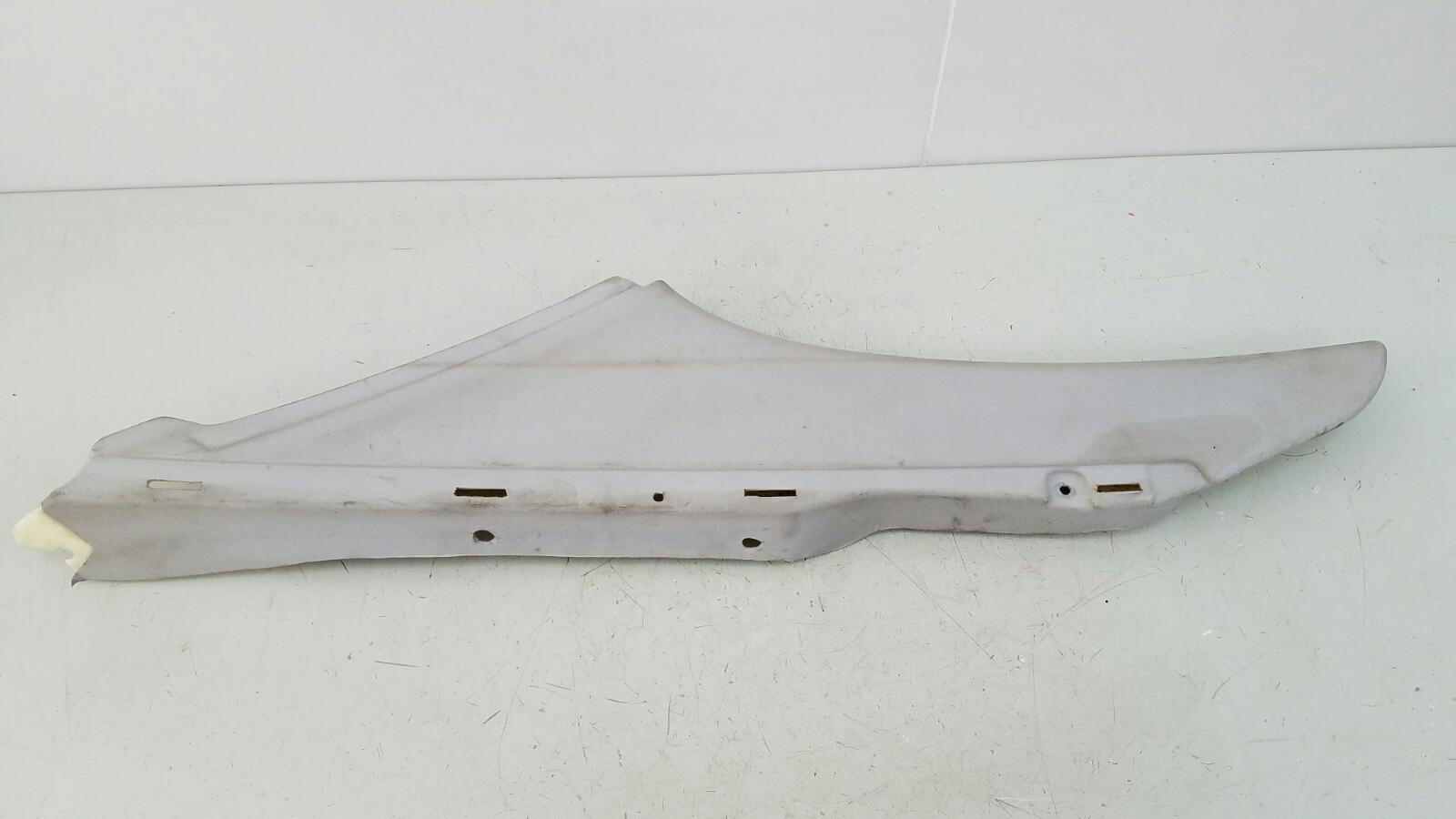 Обшивка стойки Bmw 745 I Li E65 N62 2001 задняя правая