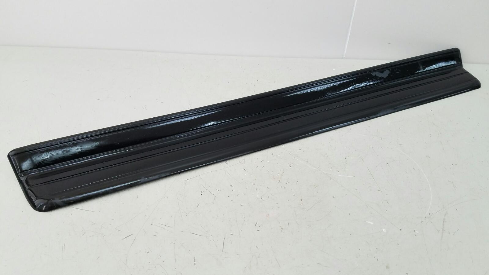 Накладка порога внутренняя Bmw 320D E46 M47 2000 передняя правая