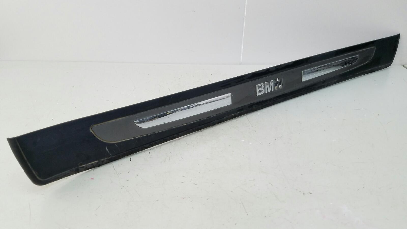 Накладка порога внутренняя Bmw 745 I Li E65 N62 2001 передняя правая
