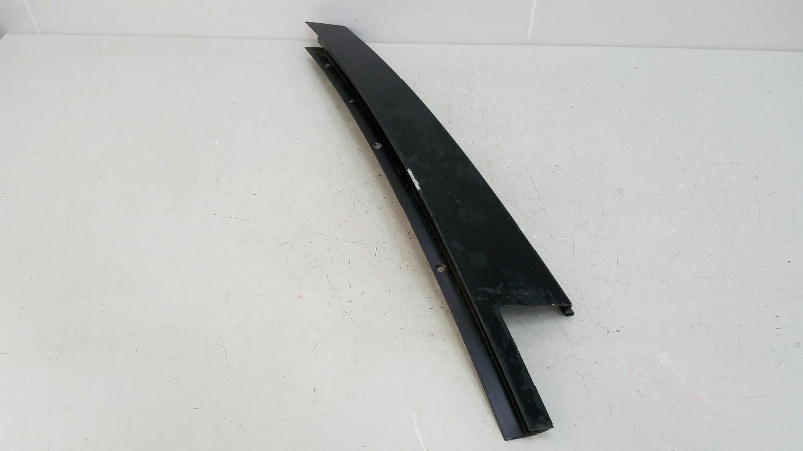 Обшивка стойки Bmw 320D E46 M47 2000 задняя правая