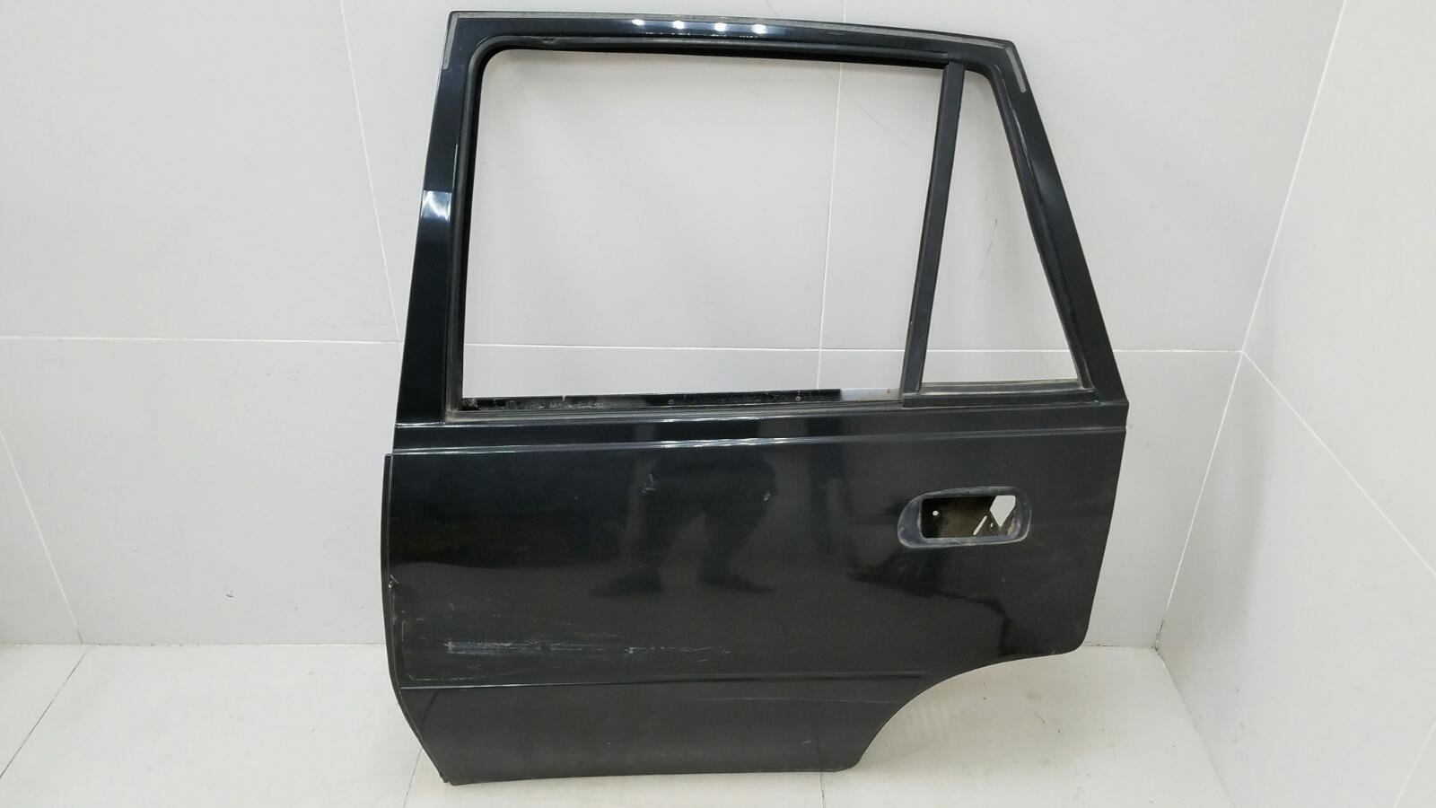 Дверь Daewoo Nexia N150 A15SMS 1.5Л SOHC 2008 задняя левая
