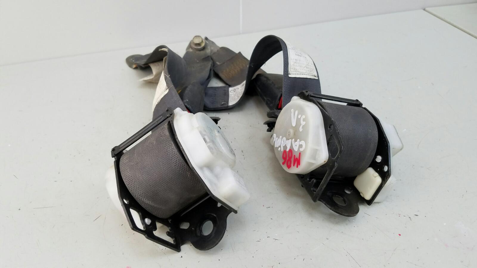Комплект ремней безопастности Toyota Caldina T210 3S-FE 2001 задний