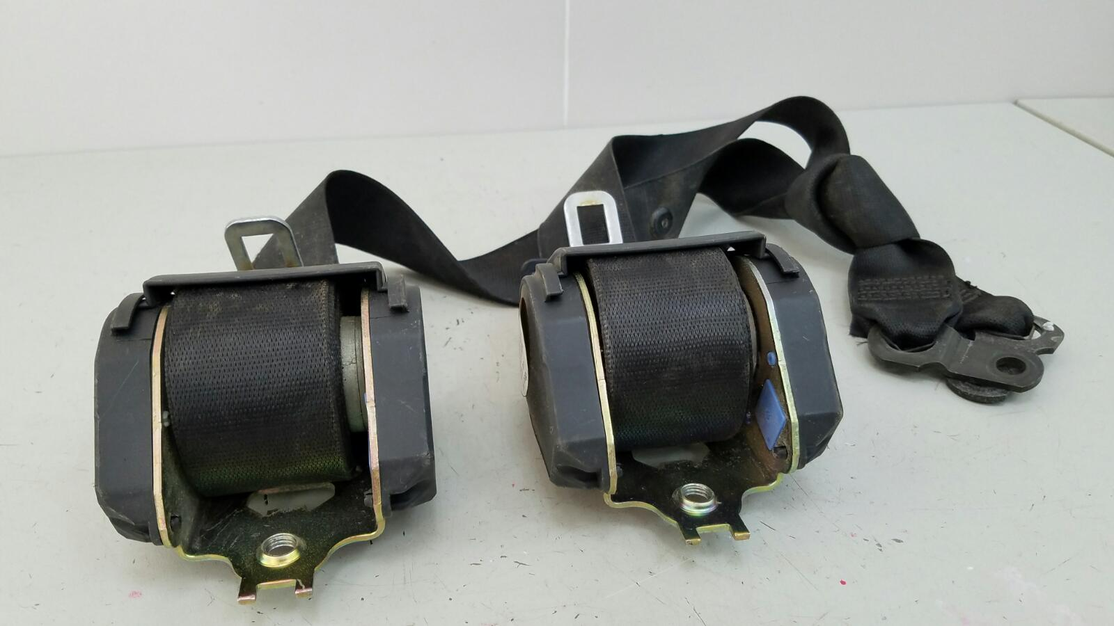 Комплект ремней безопастности Bmw 320D E46 M47 2000 передний
