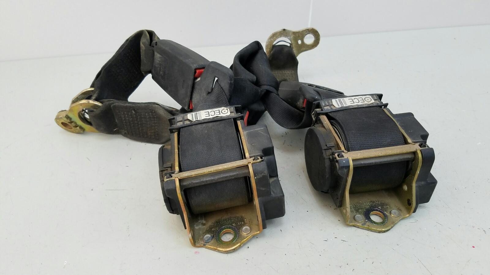 Комплект ремней безопастности Bmw 320D E46 M47 2000