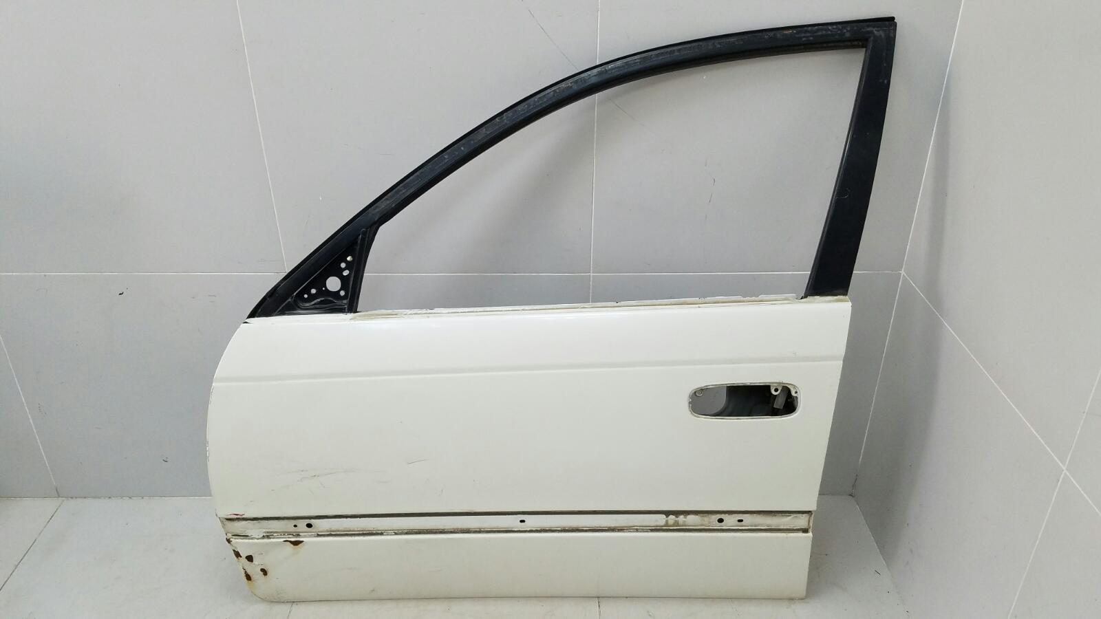Дверь Toyota Caldina T210 3S-FE 2001 передняя левая