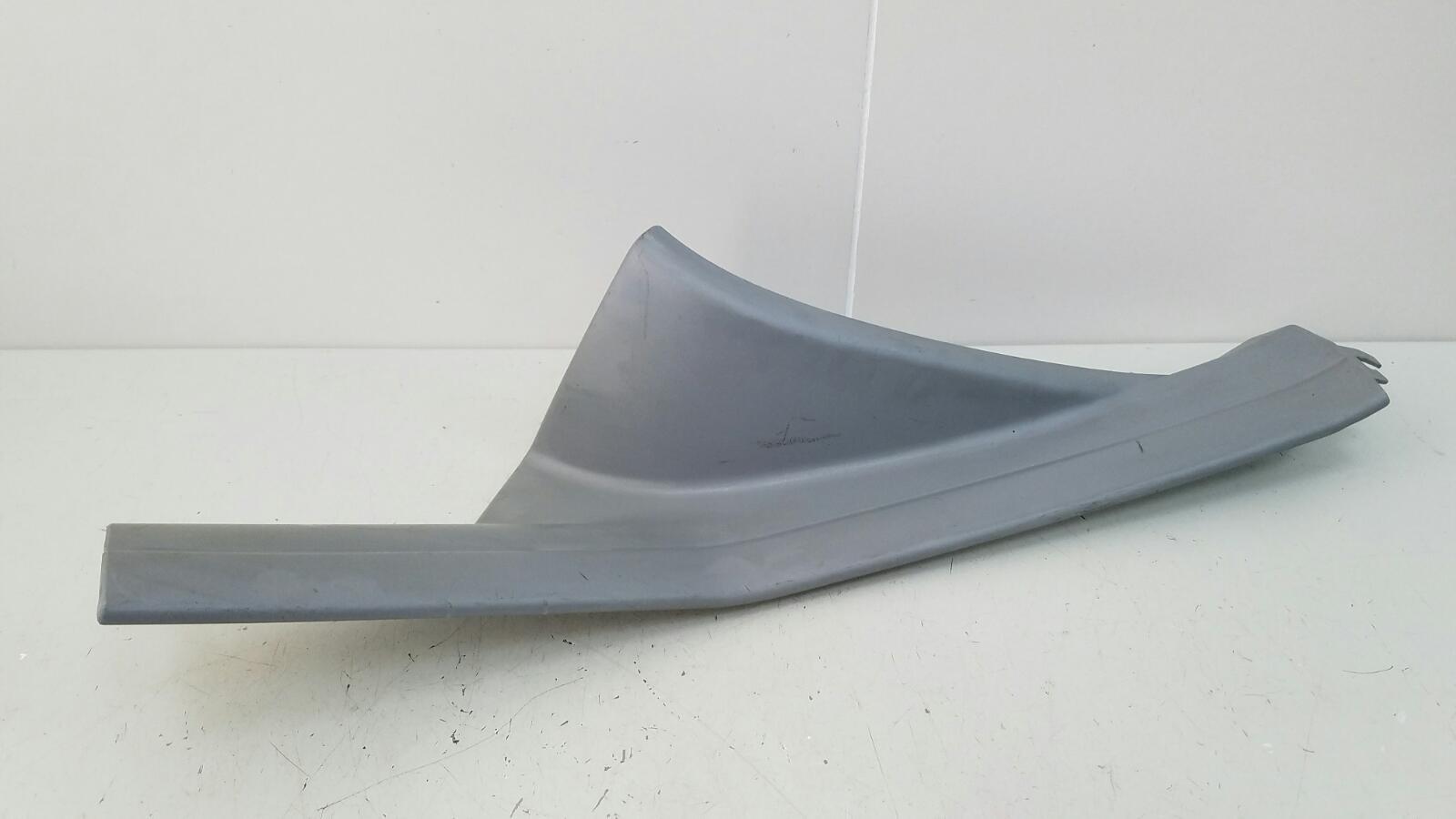 Накладка порога внутренняя Bmw 320D E46 M47 2000 задняя левая