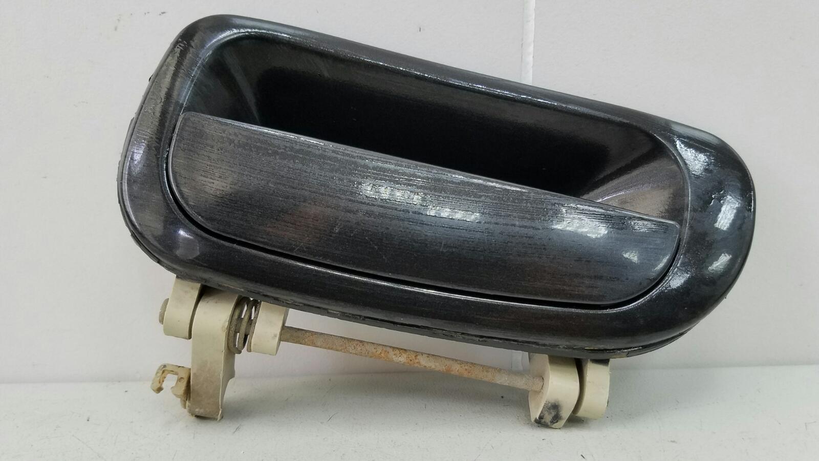Ручка двери наружняя Daewoo Nexia N150 A15SMS 1.5Л SOHC 2008 задняя левая