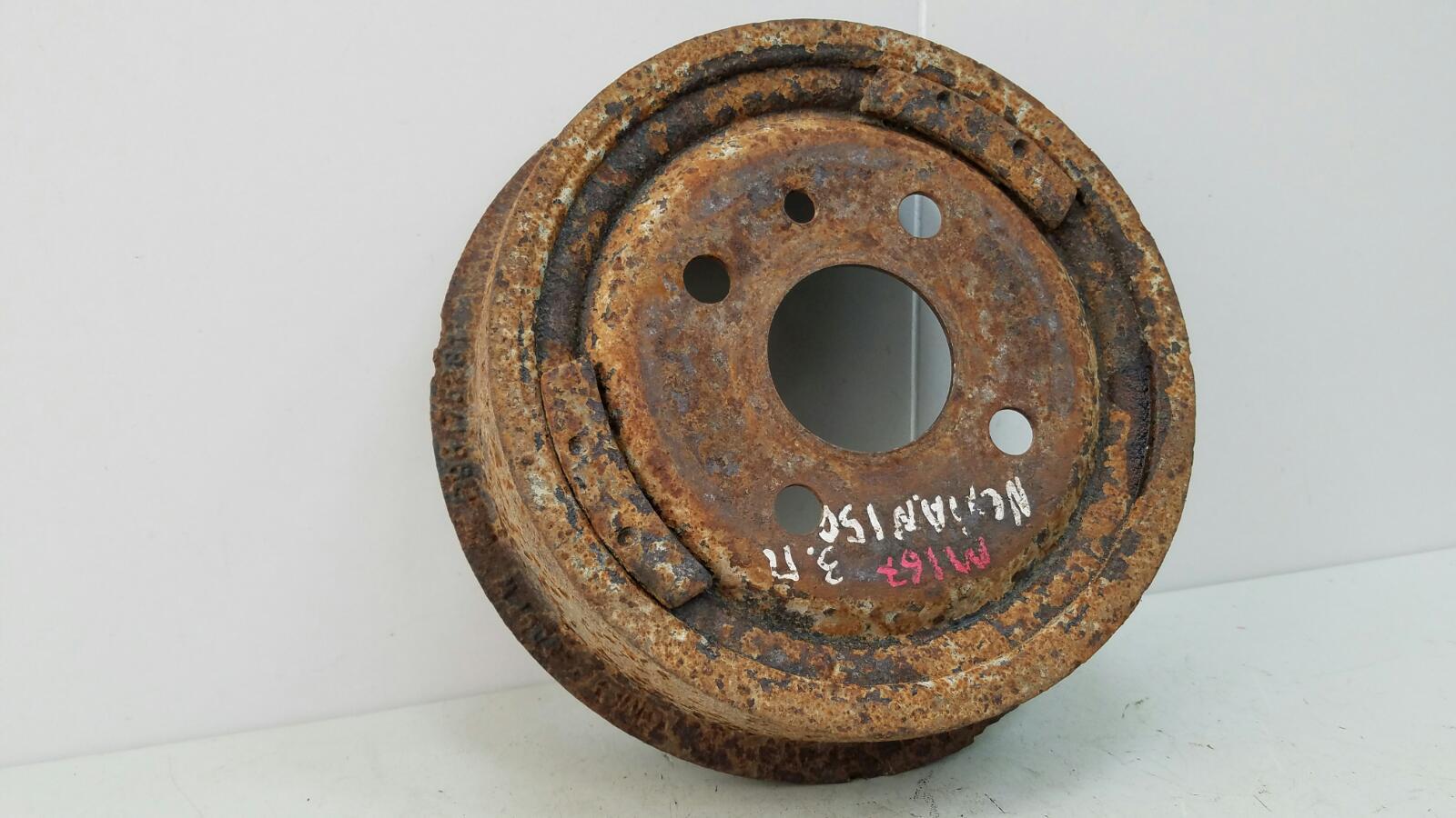 Тормозной барабан Daewoo Nexia N150 A15SMS 1.5Л SOHC 2008 задний правый
