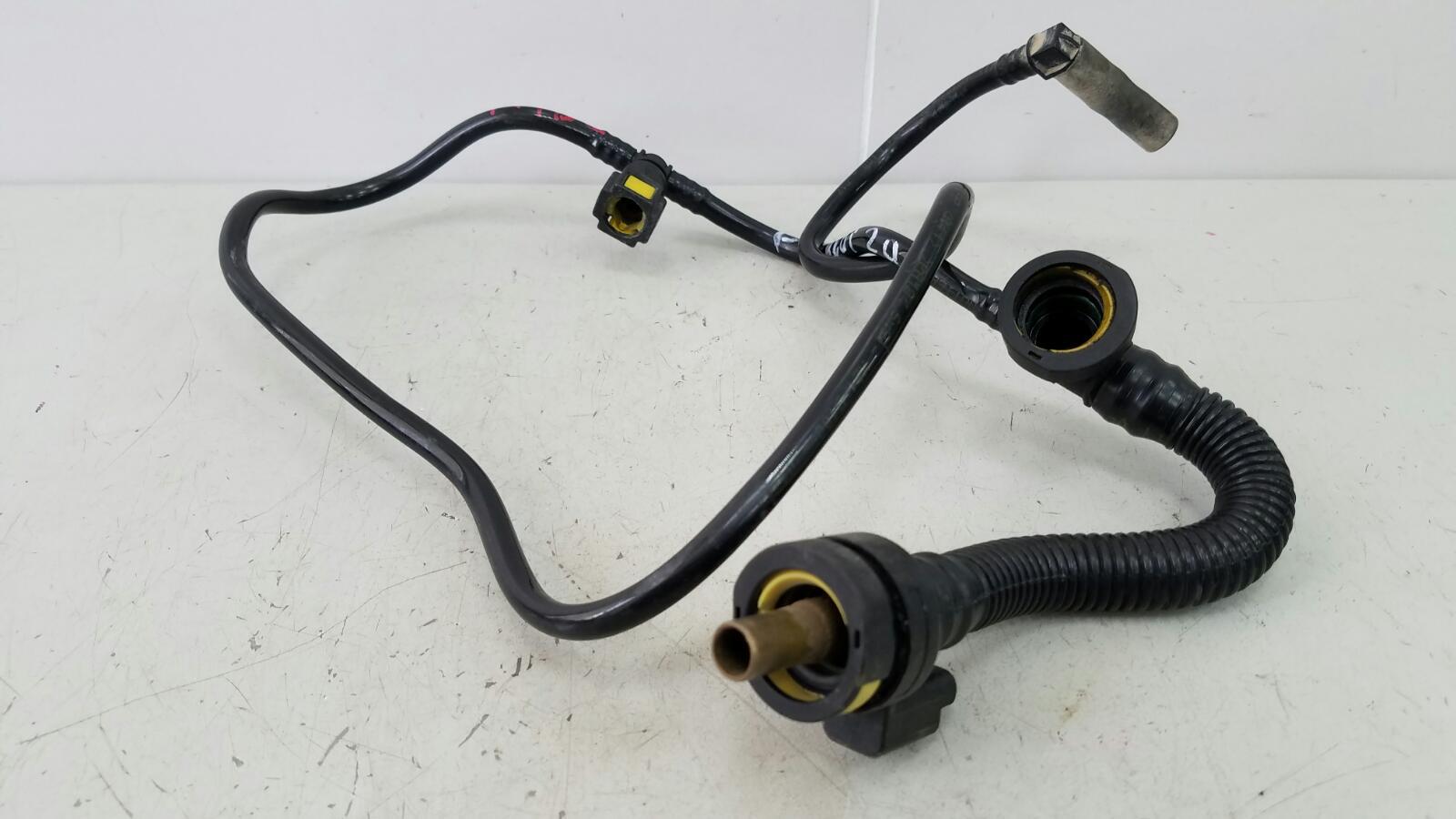 Патрубок картерных газов Peugeot 206 KFW (TU3JP) 1.4Л 2007