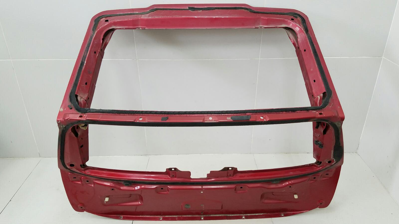 Крышка багажника Citroen C4 LA NFU 2007