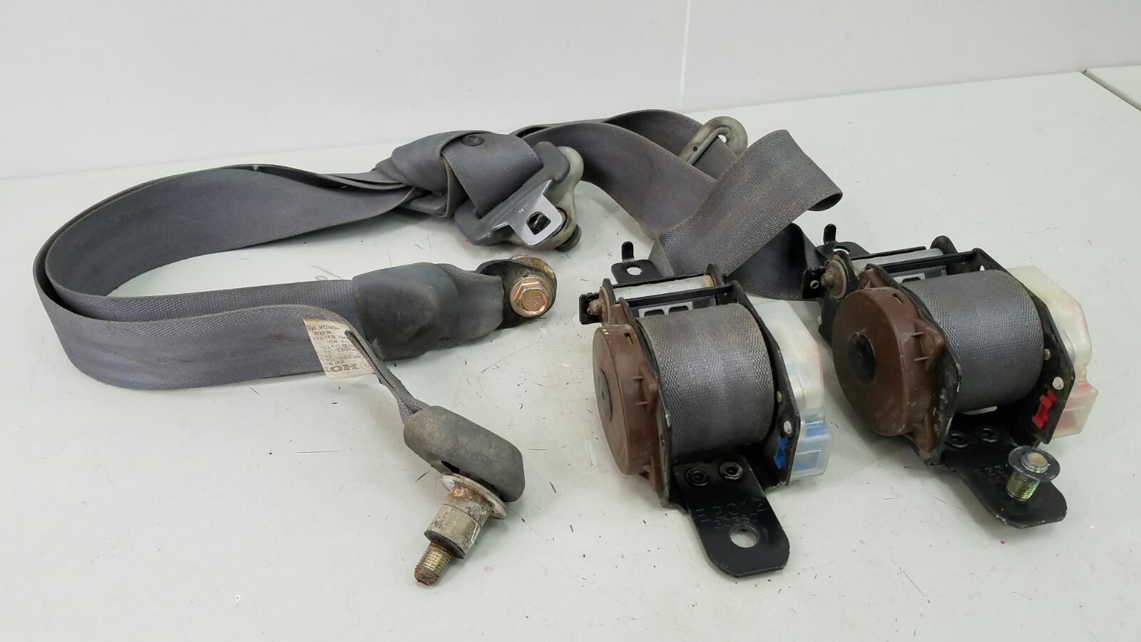 Комплект ремней безопастности Honda Civic Ferio EG8 D15B 1.6Л 1992 передний