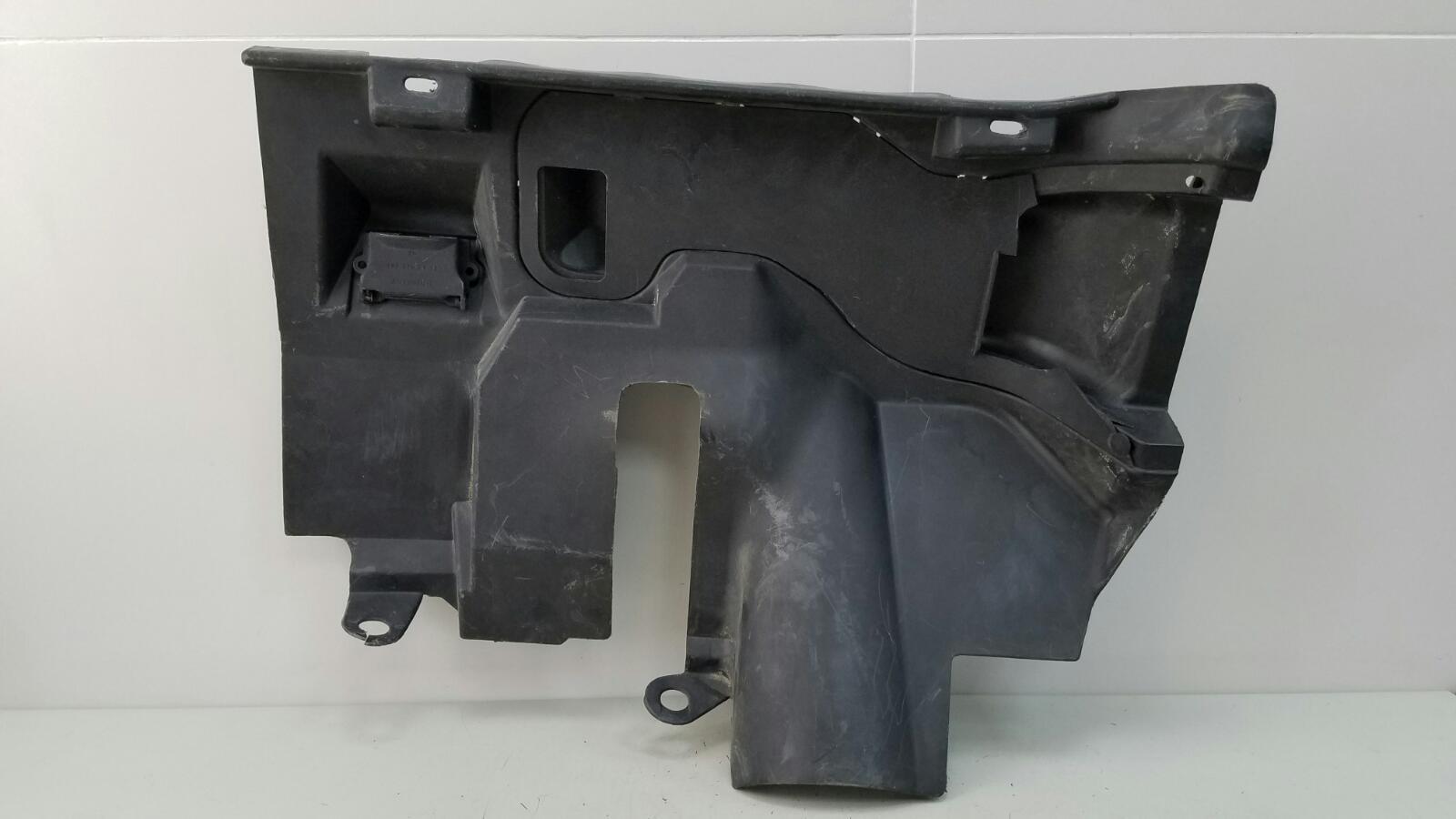 Накладка торпеды Mercedes Ml430 W163 M113.942 1999