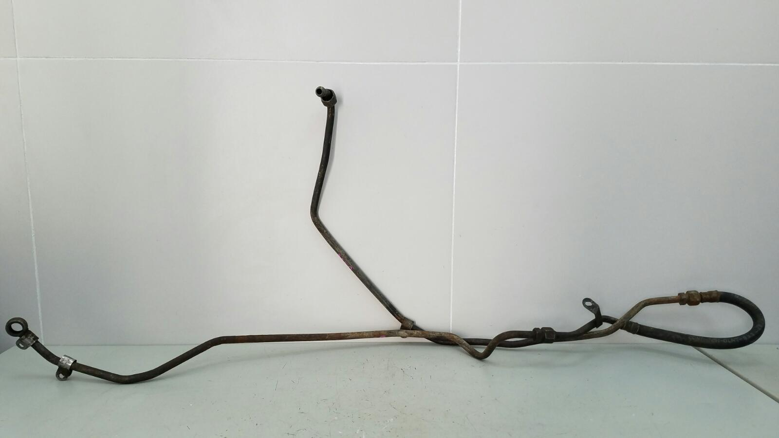 Трубка шланг охлаждения акпп Mercedes S500 W220 M113.960 2001