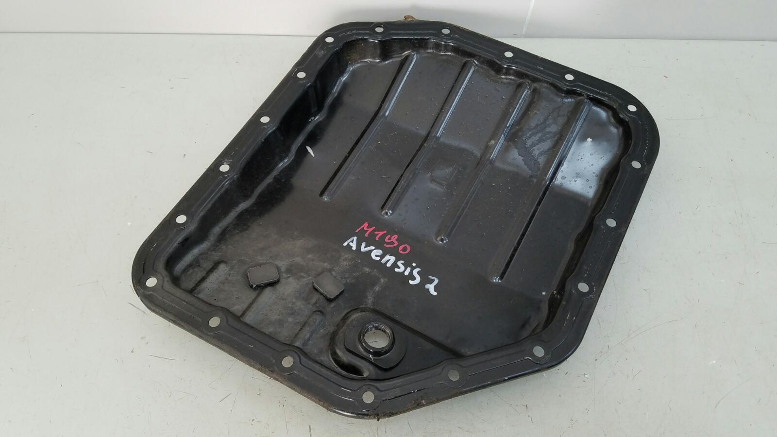 Поддон коробки переключения передач Toyota Avensis 2 T250 1ZZ-FE 1.8Л 2008