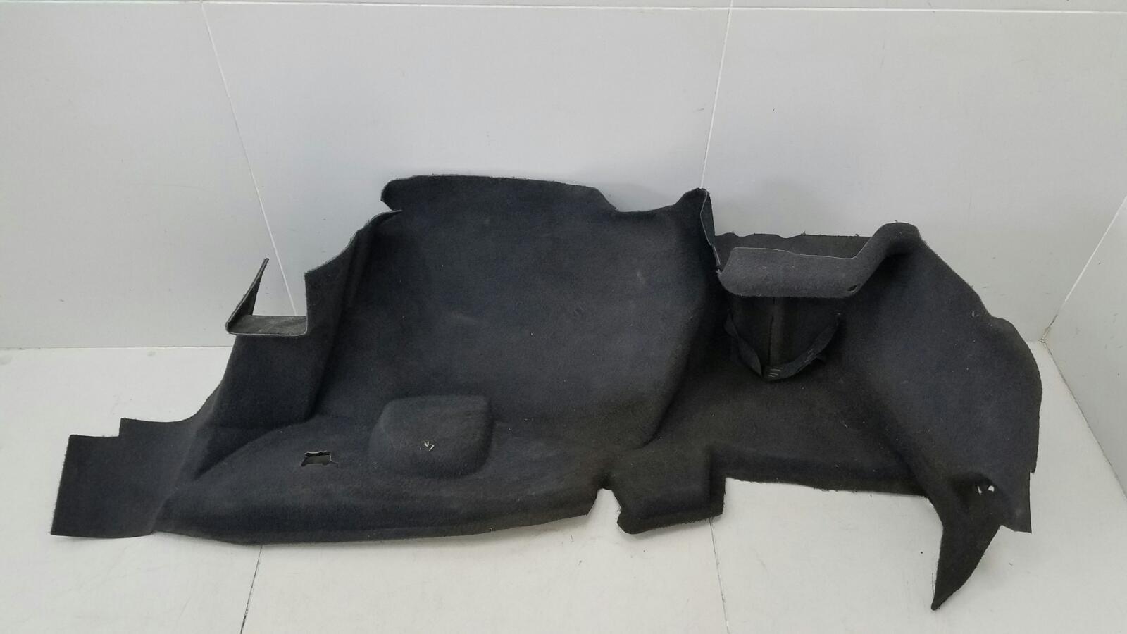 Обшивка багажника Jaguar S-Type 2 X200 AJ30 1999 задняя правая