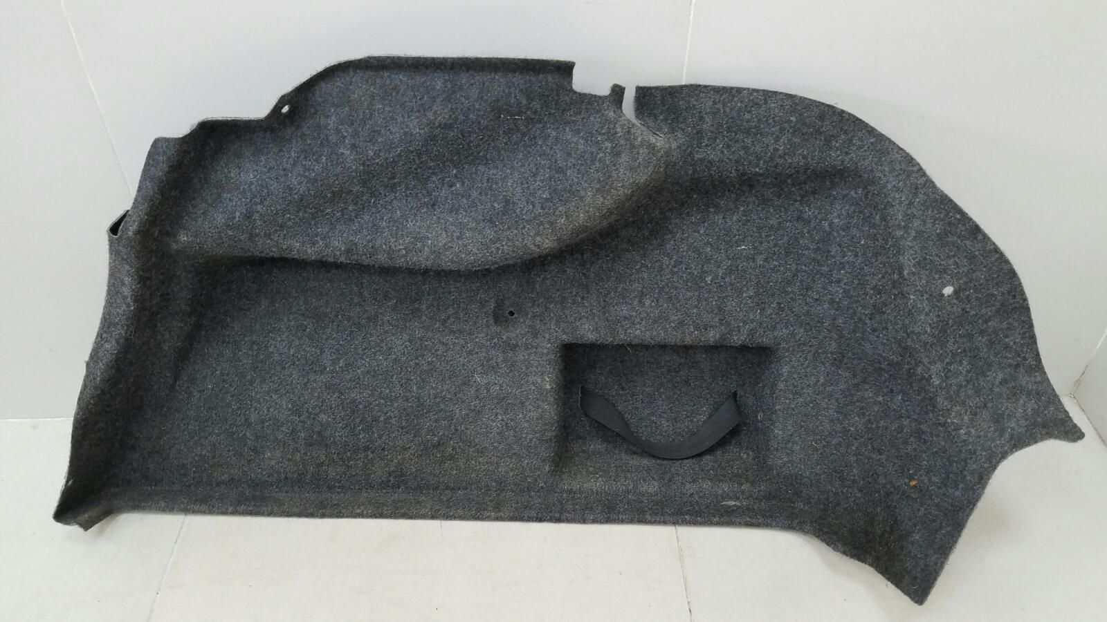 Обшивка багажника Peugeot 206 KFW (TU3JP) 1.4Л 2007 задняя правая
