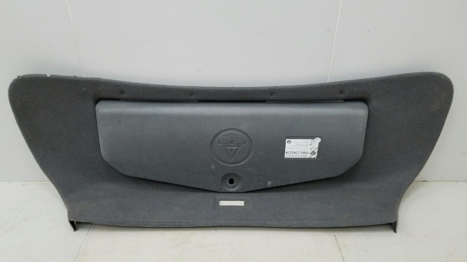 Обшивка багажника Bmw 5 E39 M52 1998