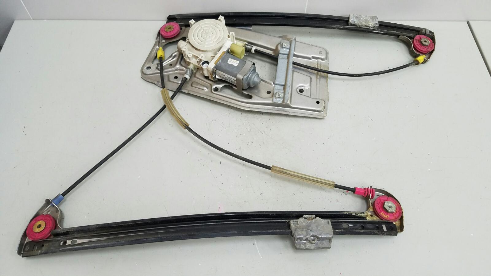 Стеклоподъемник электрический Bmw 5 E39 M52 1998 передний правый