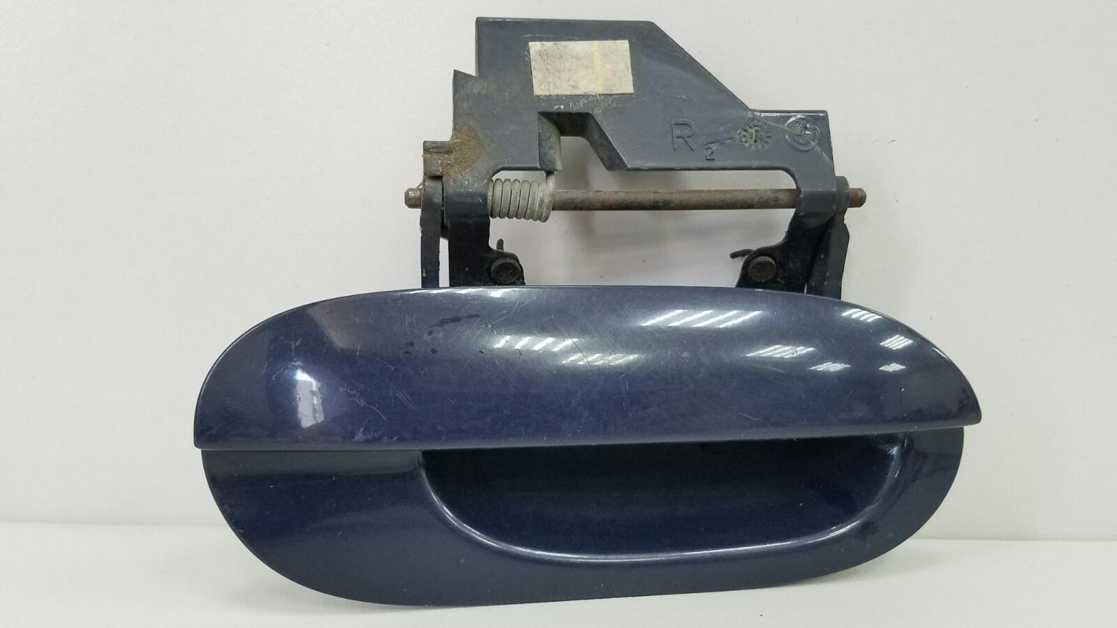 Ручка двери наружняя Bmw 5 E39 M52 1998 передняя правая