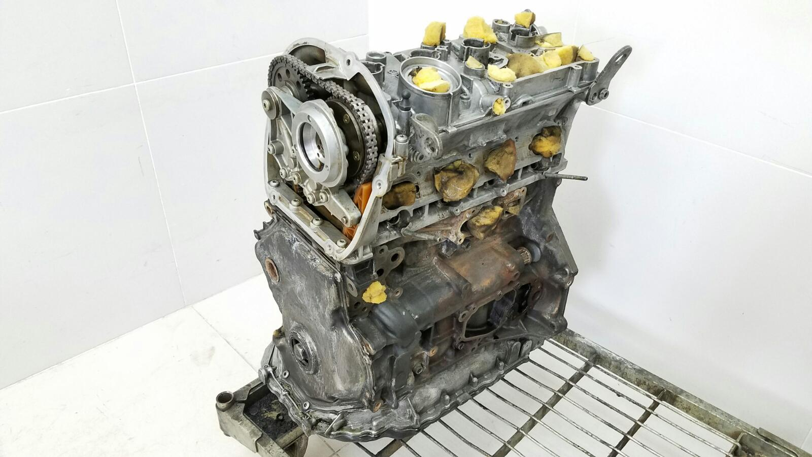 Двигатель двс Volkswagen Tiguan 5N1 CAWA 2.0Л TSI 4MOTION 2013