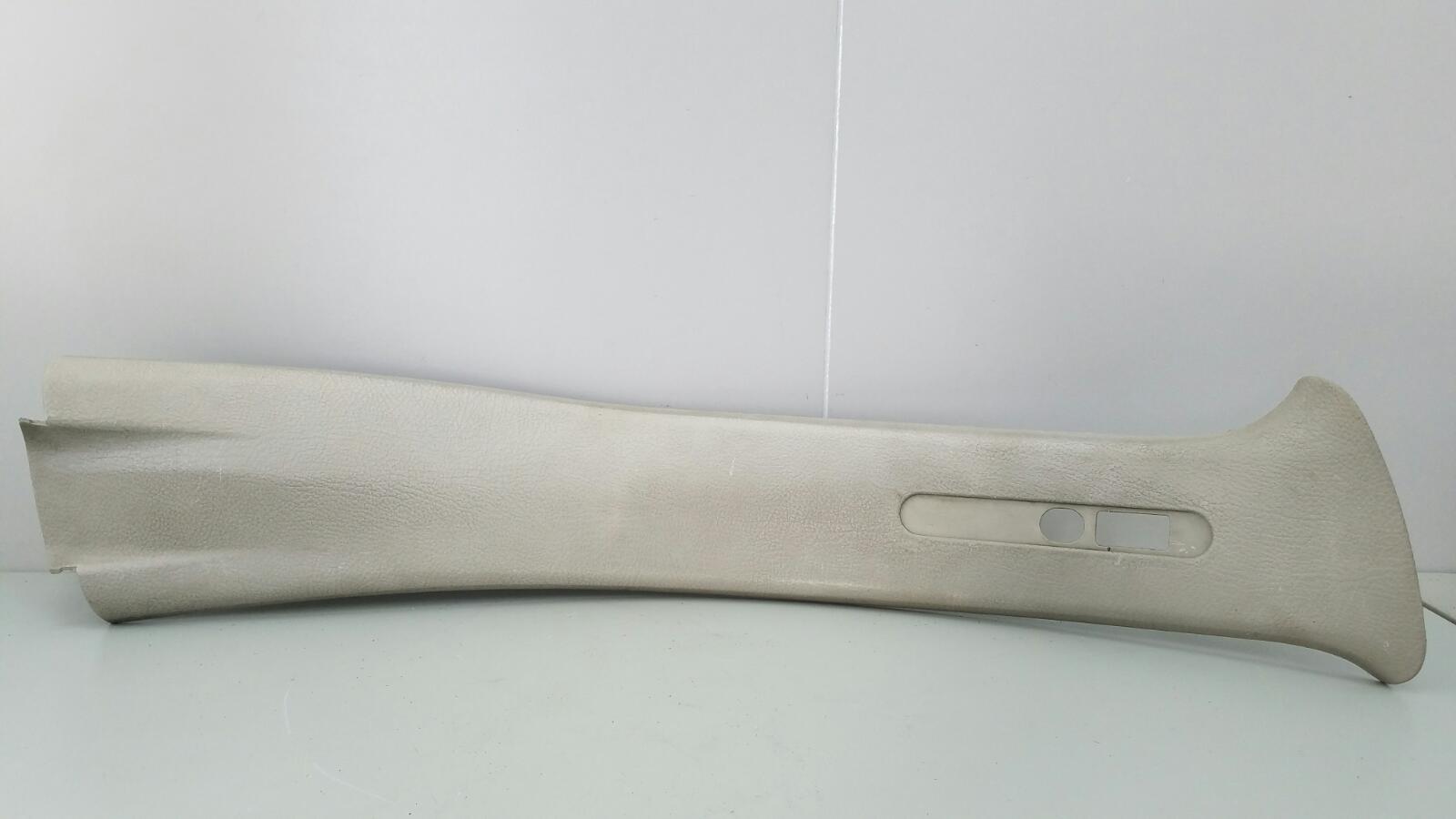 Накладка средней стойки Peugeot 206 KFW (TU3JP) 1.4Л 2007 правая