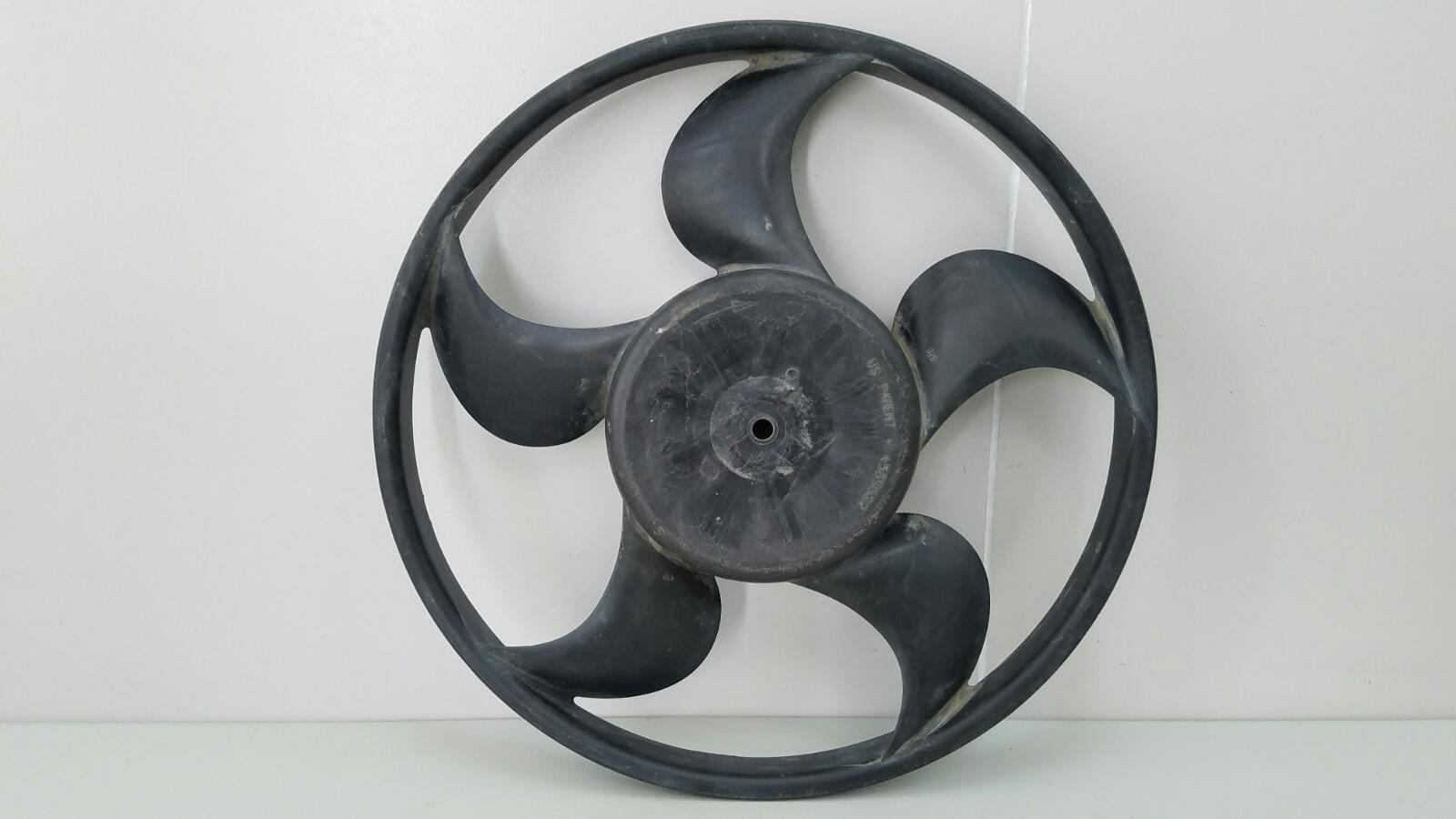 Вентилятор охлаждения радиатора Ford Focus 1 DNW EDDC 2000