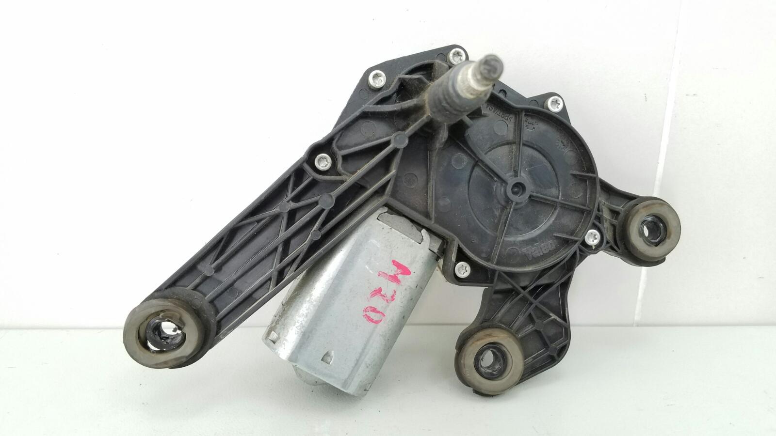 Моторчик заднего дворника Citroen C4 LA NFU 2007