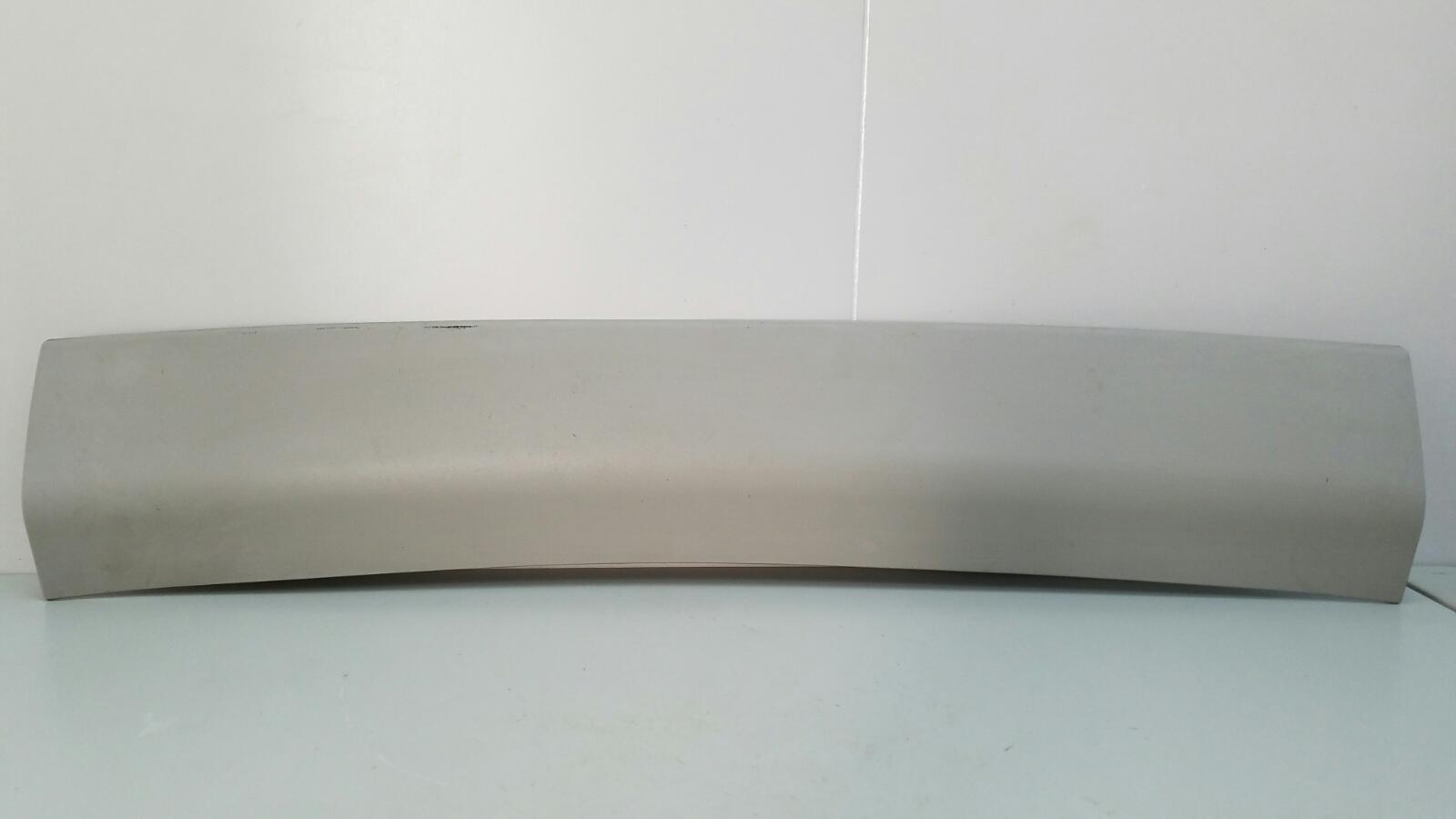 Накладка декоративная Mercedes A140 W168 M166.940 1.4Л 1999г