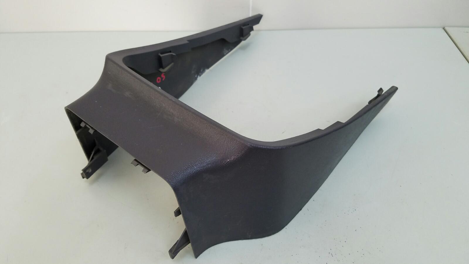 Центральная консоль Mercedes A140 W168 M166.940 1.4Л 1999г
