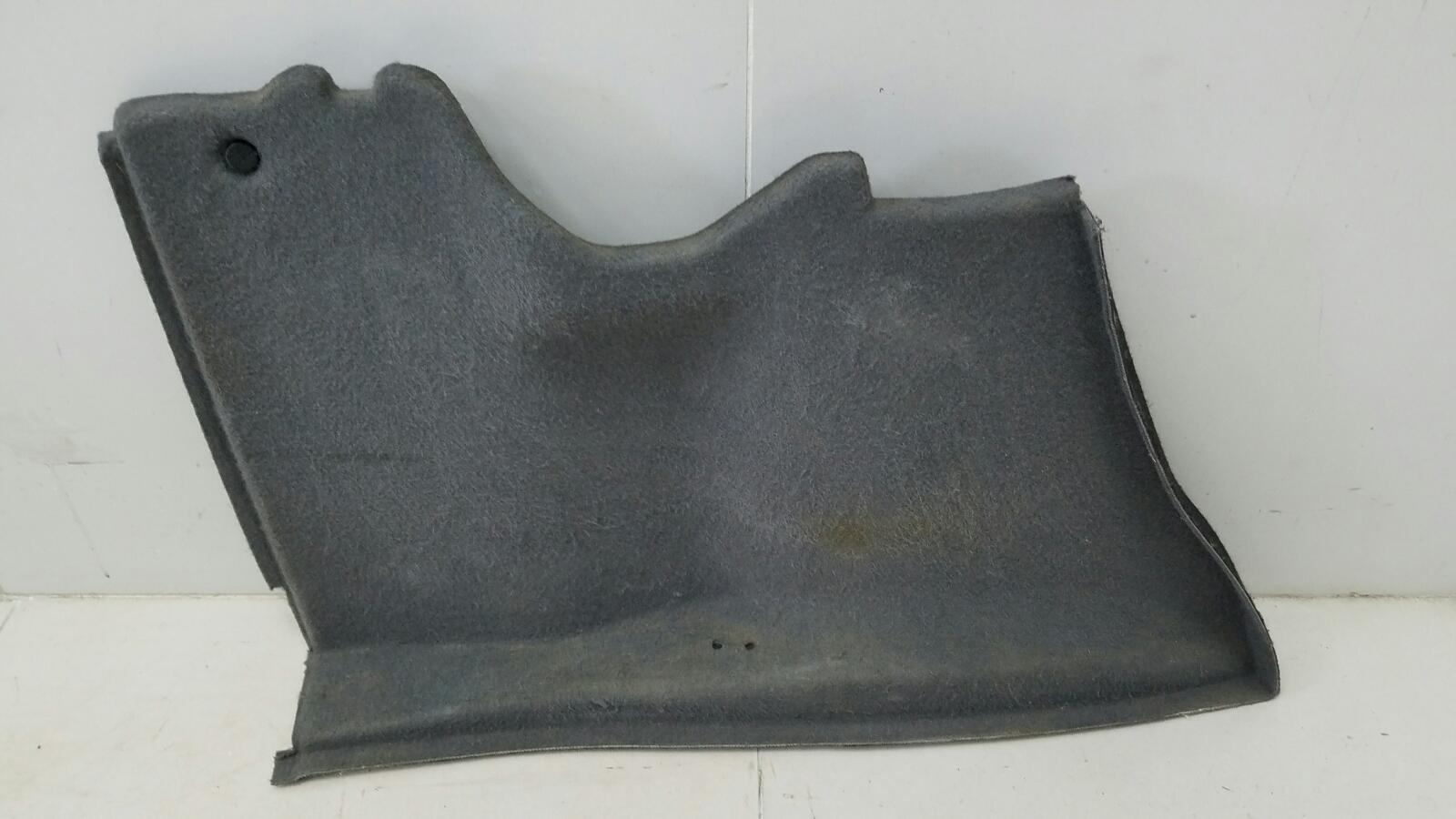 Обшивка багажника Bmw 5 E39 M52 1998 задняя левая