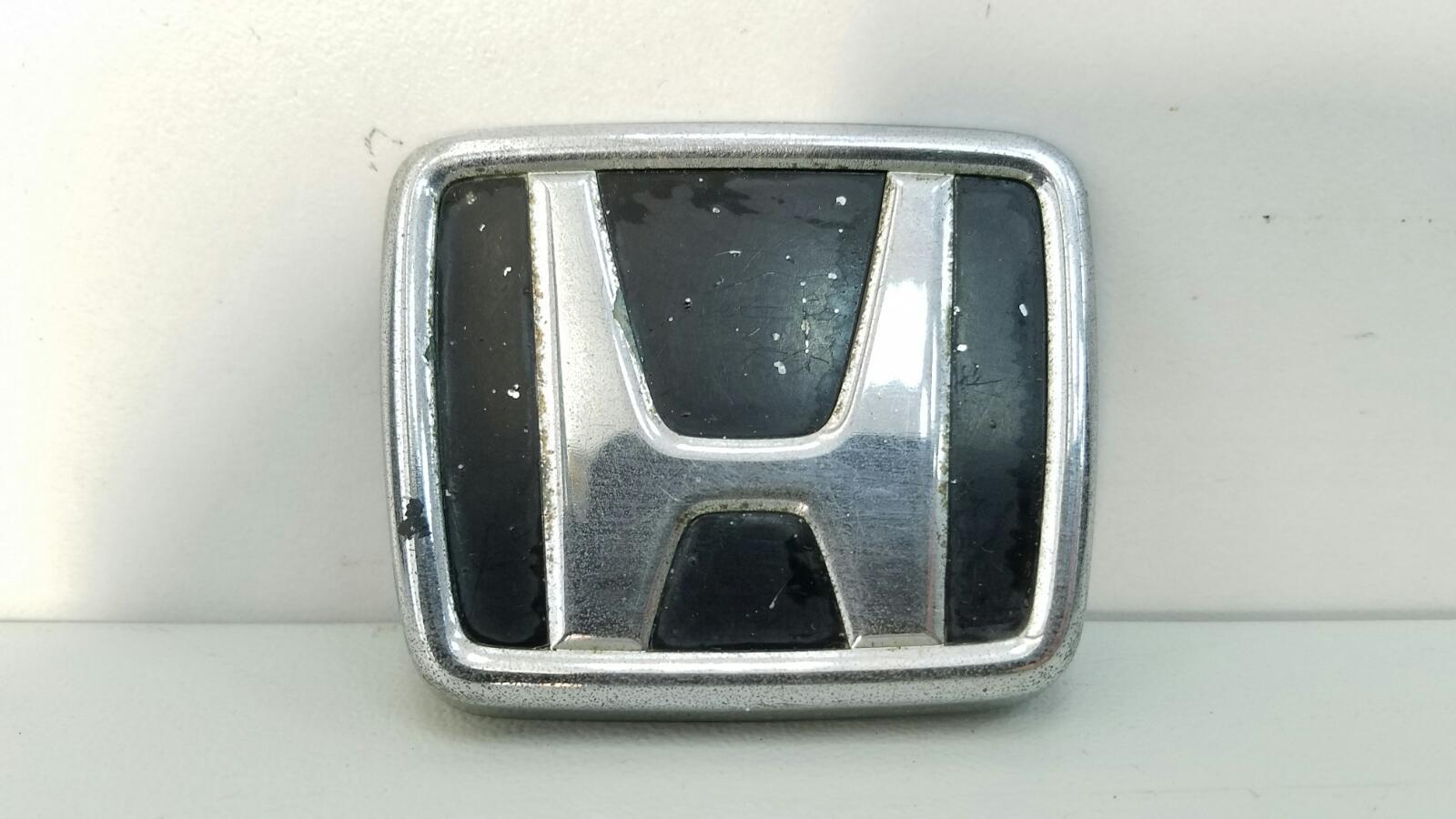 Эмблема Honda Civic ED D15B 1990г задняя