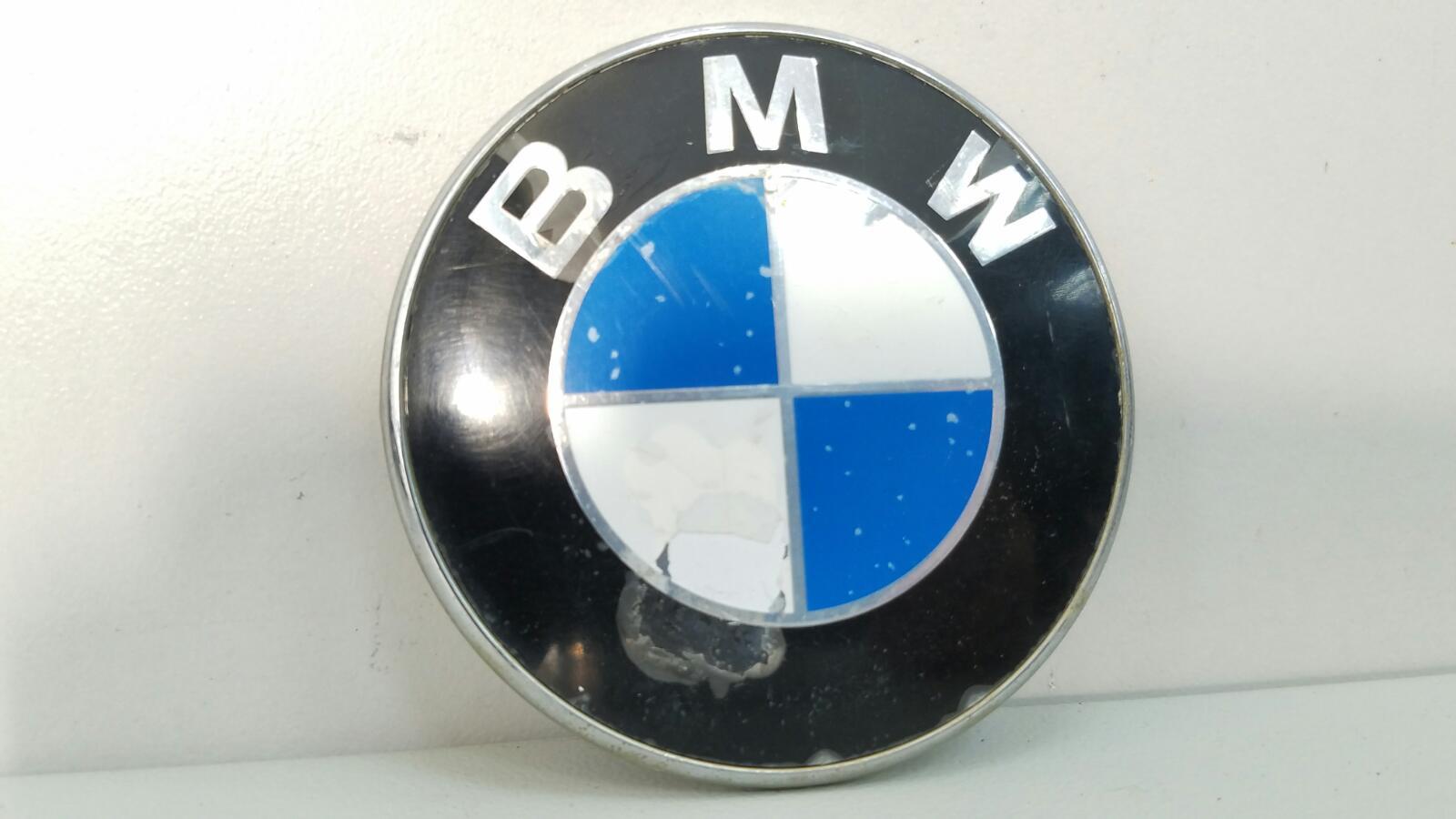 Эмблема Bmw 5 E39 M52 1998 задняя