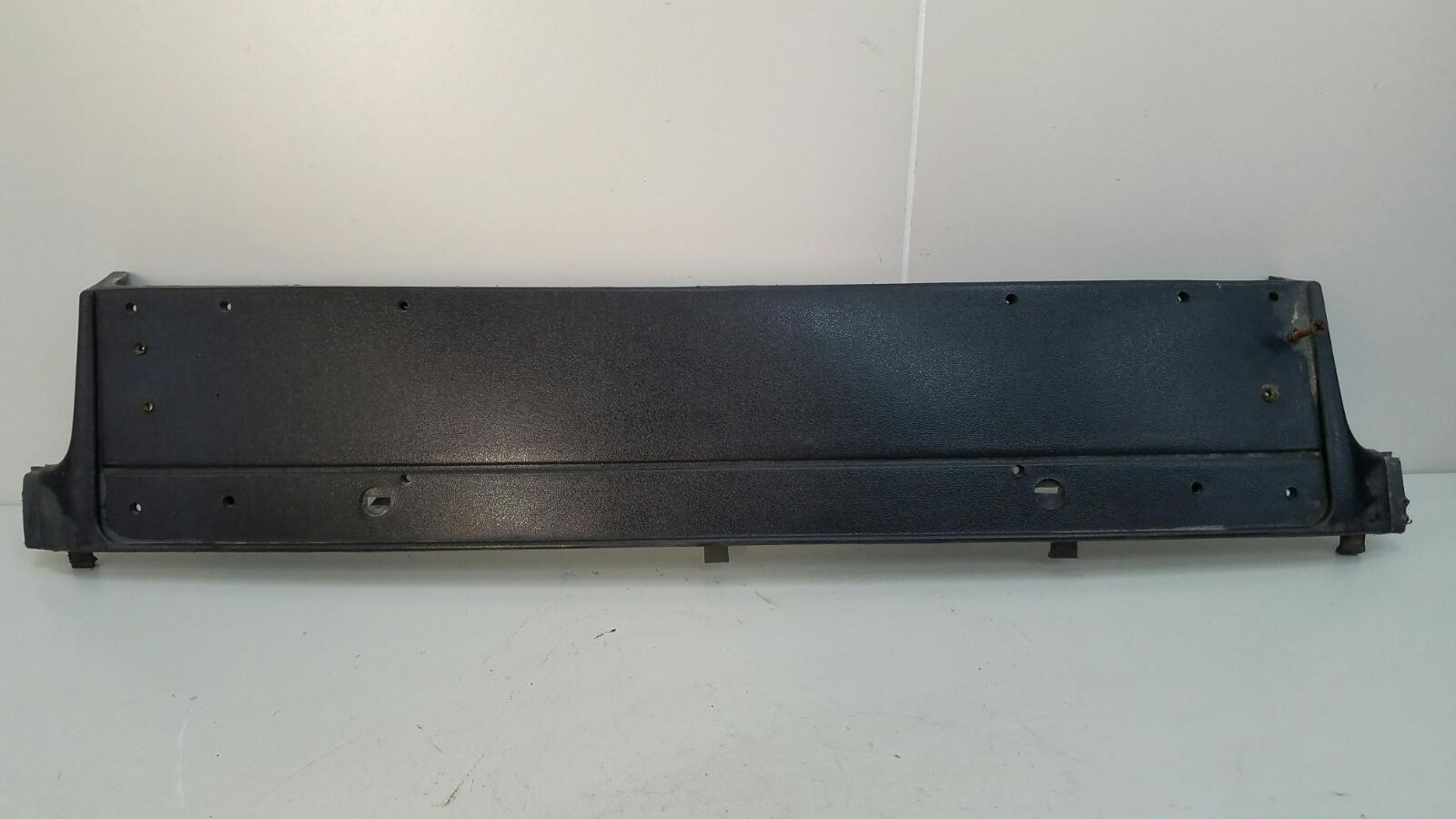 Рамка для номера Bmw 5 E39 M52 1998