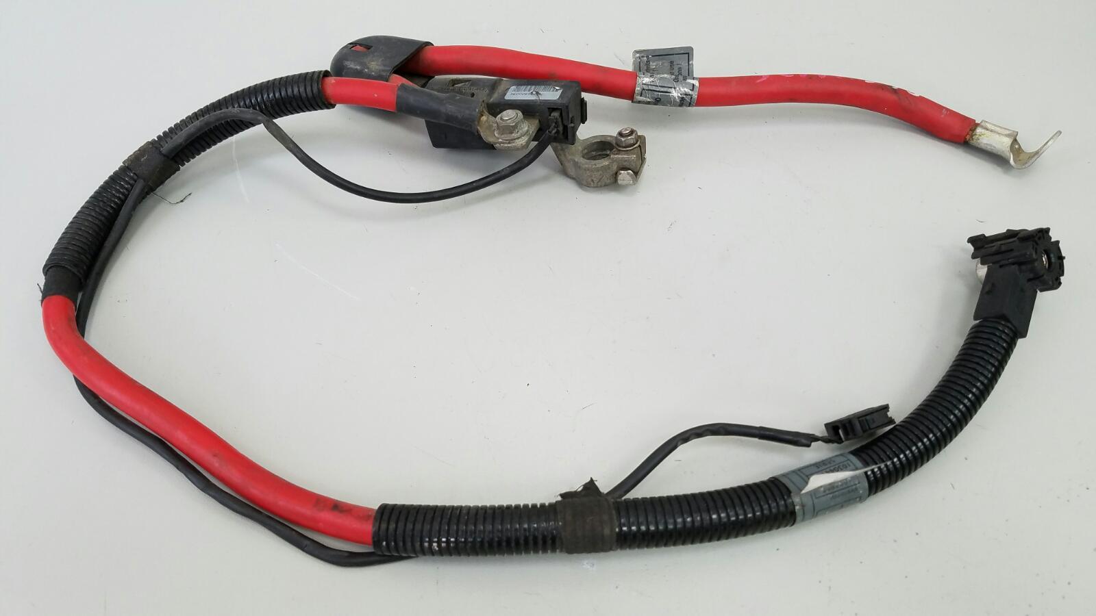 Провод акб Bmw 745 I Li E65 N62 2001