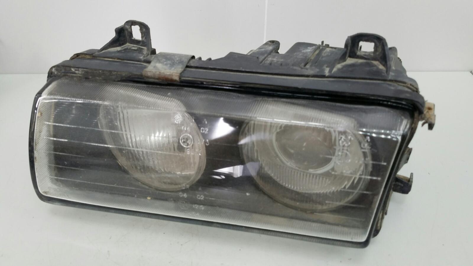 Фара Bmw 316I E36 M43 B16 1.6Л 1998 передняя левая
