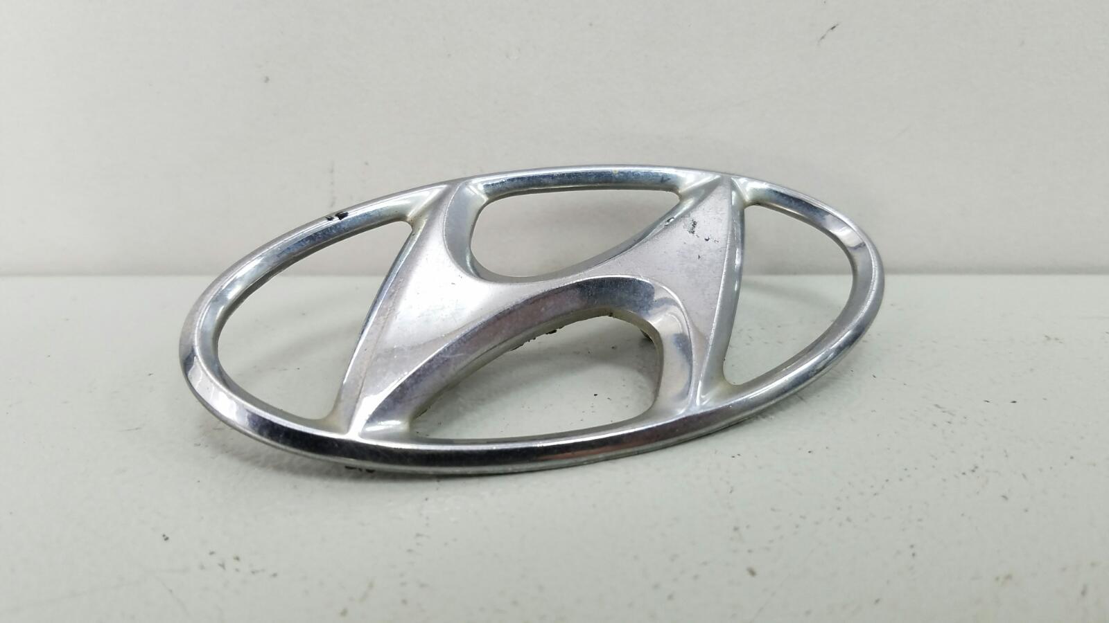 Эмблема Hyundai Sonata 2 Y3 G4CP 1994 задняя