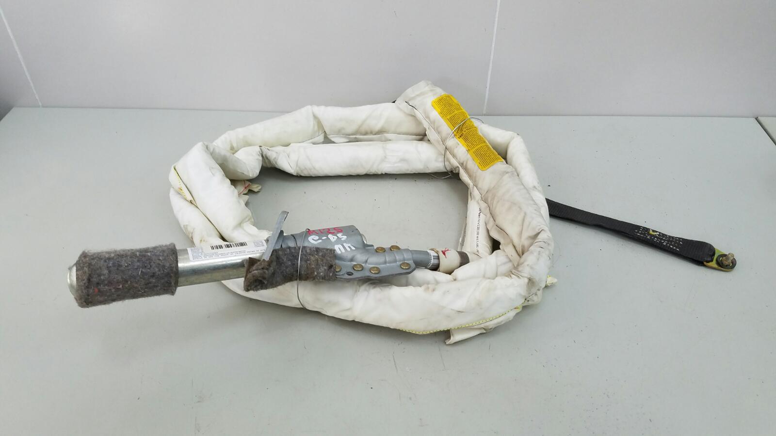 Подушка безопасности srs airbag шторка Bmw 745 I Li E65 N62 2001 передняя правая