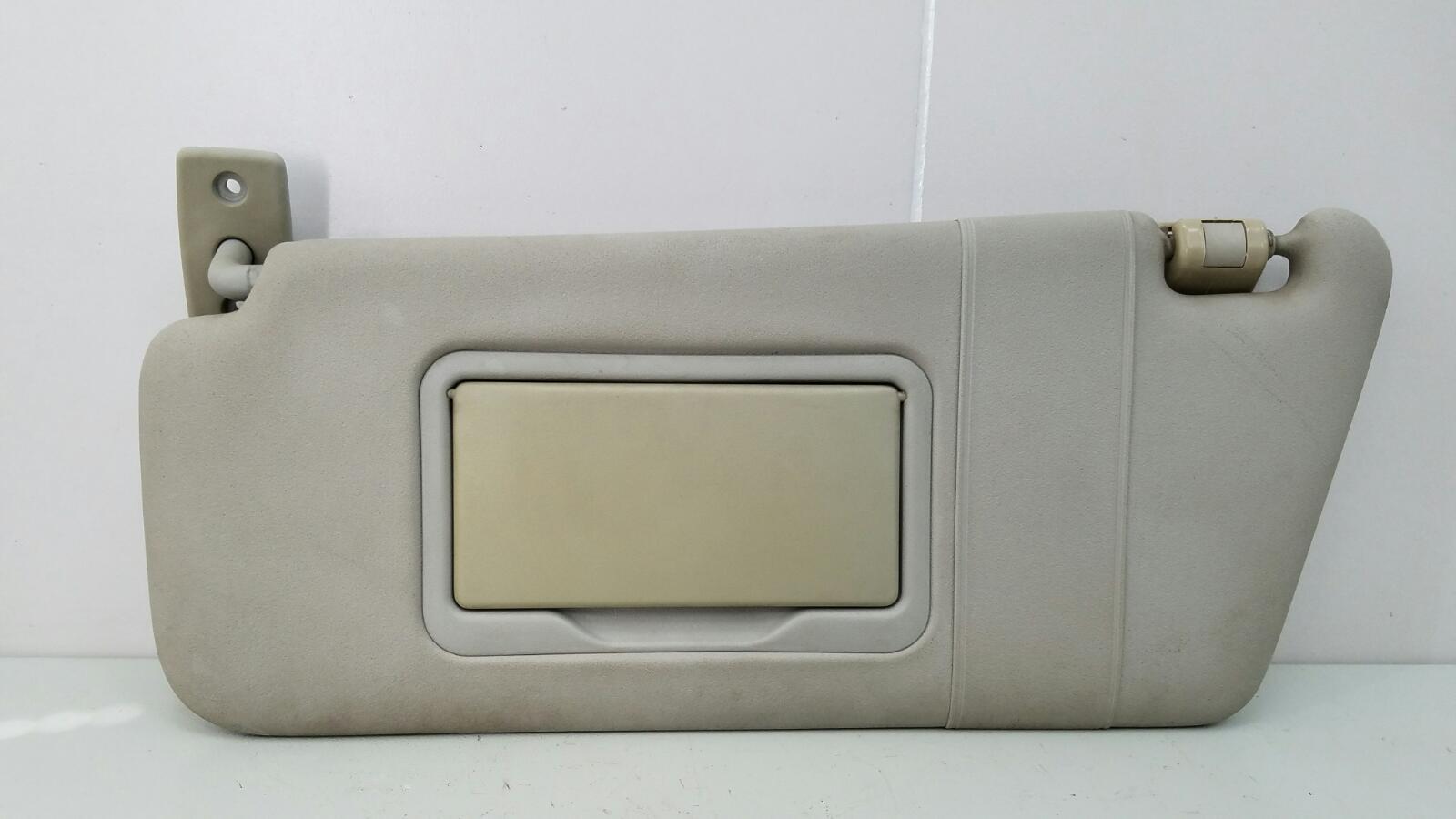 Козырек солнцезащитный Mercedes A140 W168 M166.940 1.4Л 1999г передний левый