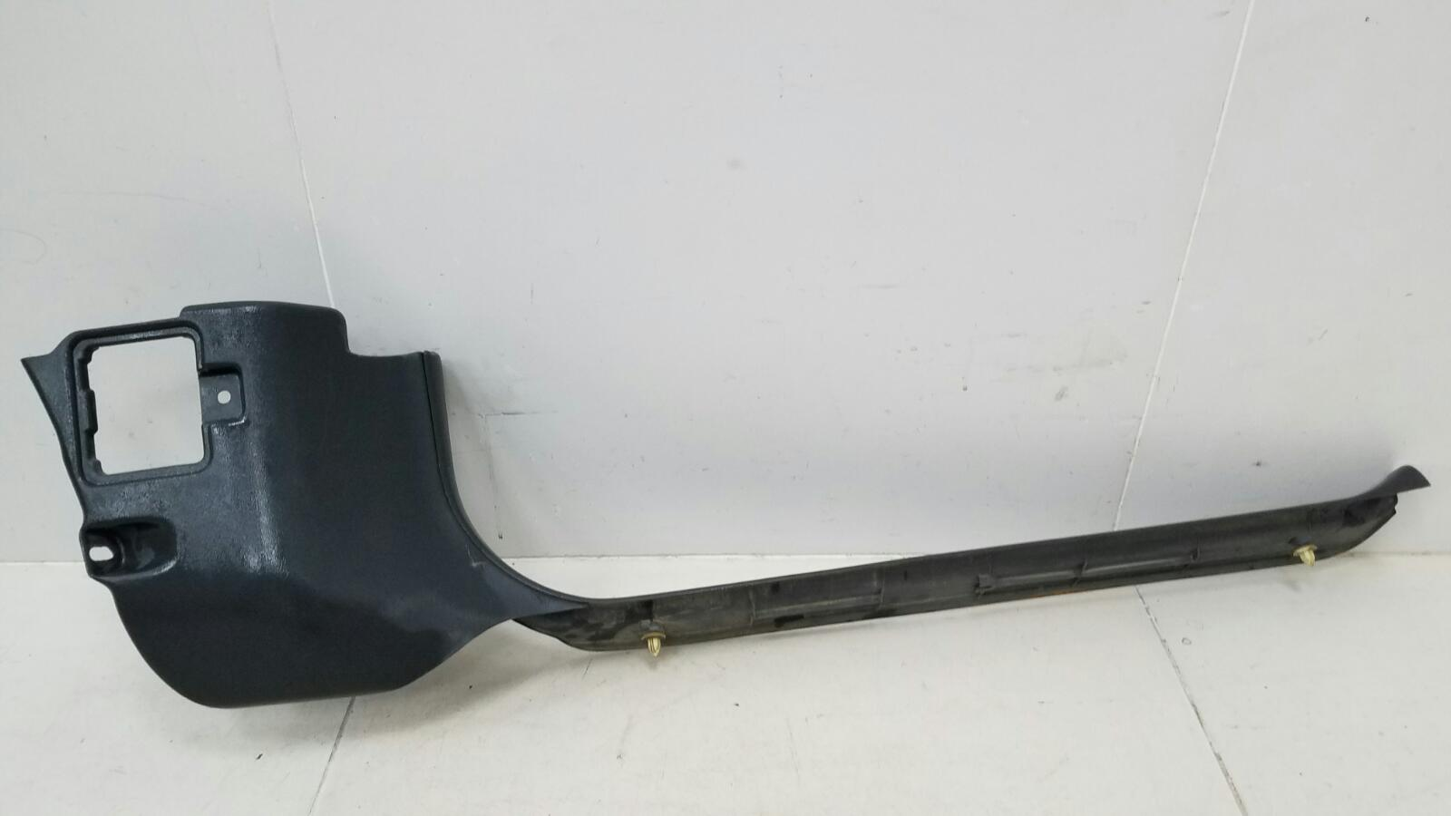 Накладка порога внутренняя Toyota Corolla AE100G 5A-FE 1996 передняя правая