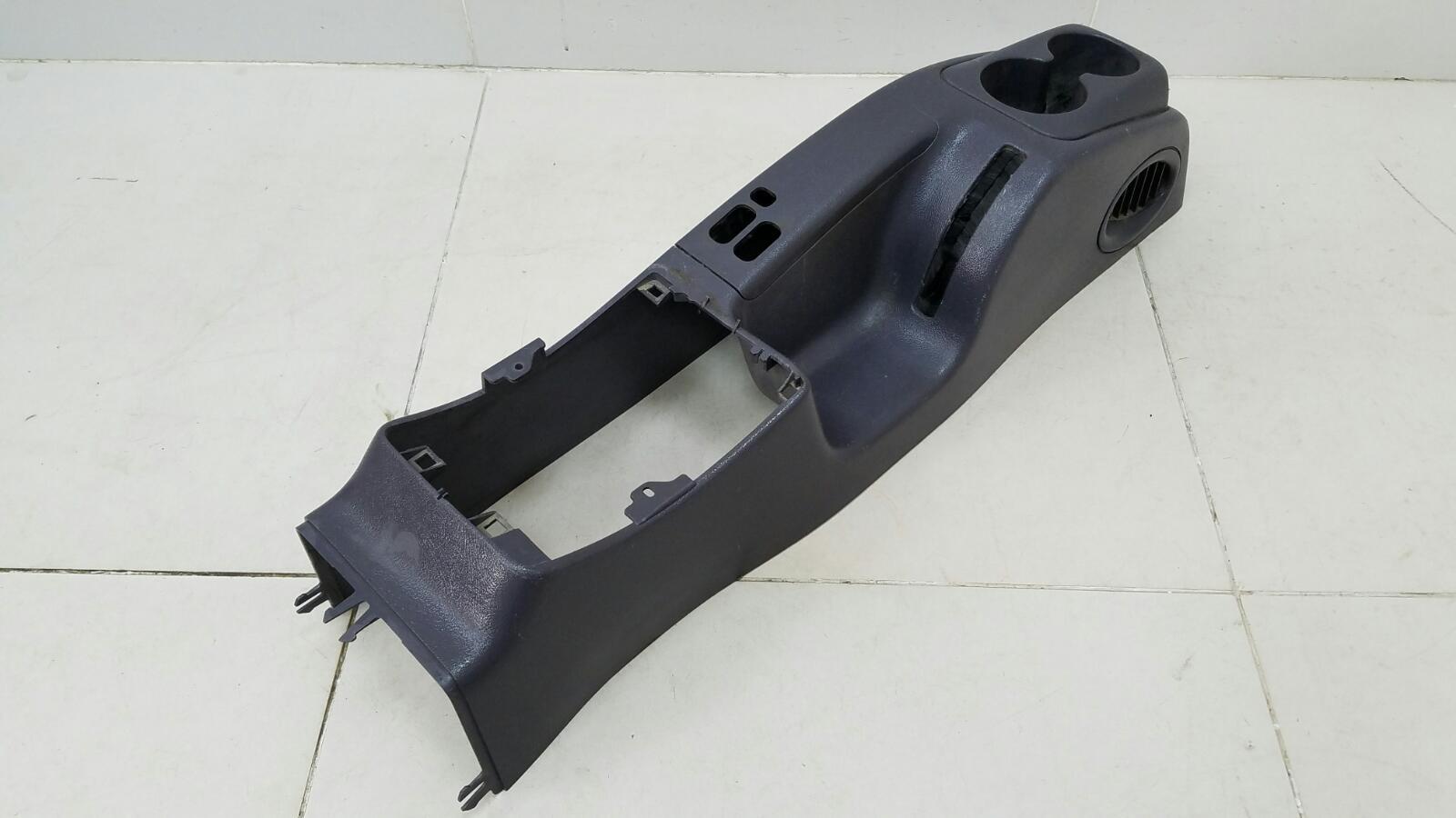 Консоль между сидениями Mercedes A140 W168 M166.940 1.4Л 1999г