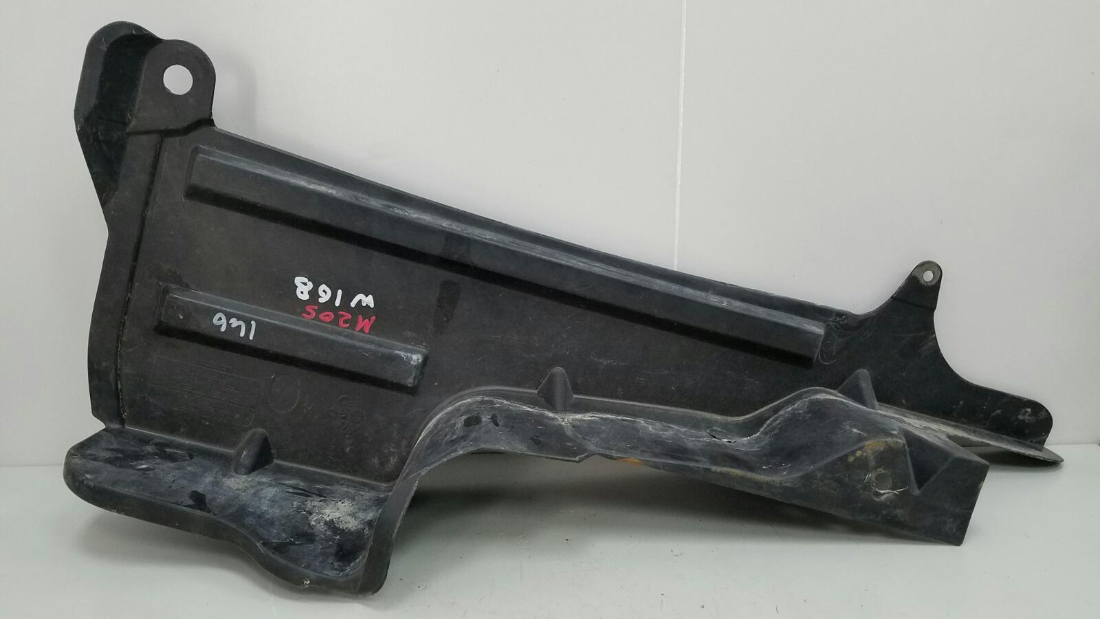 Защита днища антигравийная Mercedes A140 W168 M166.940 1.4Л 1999г