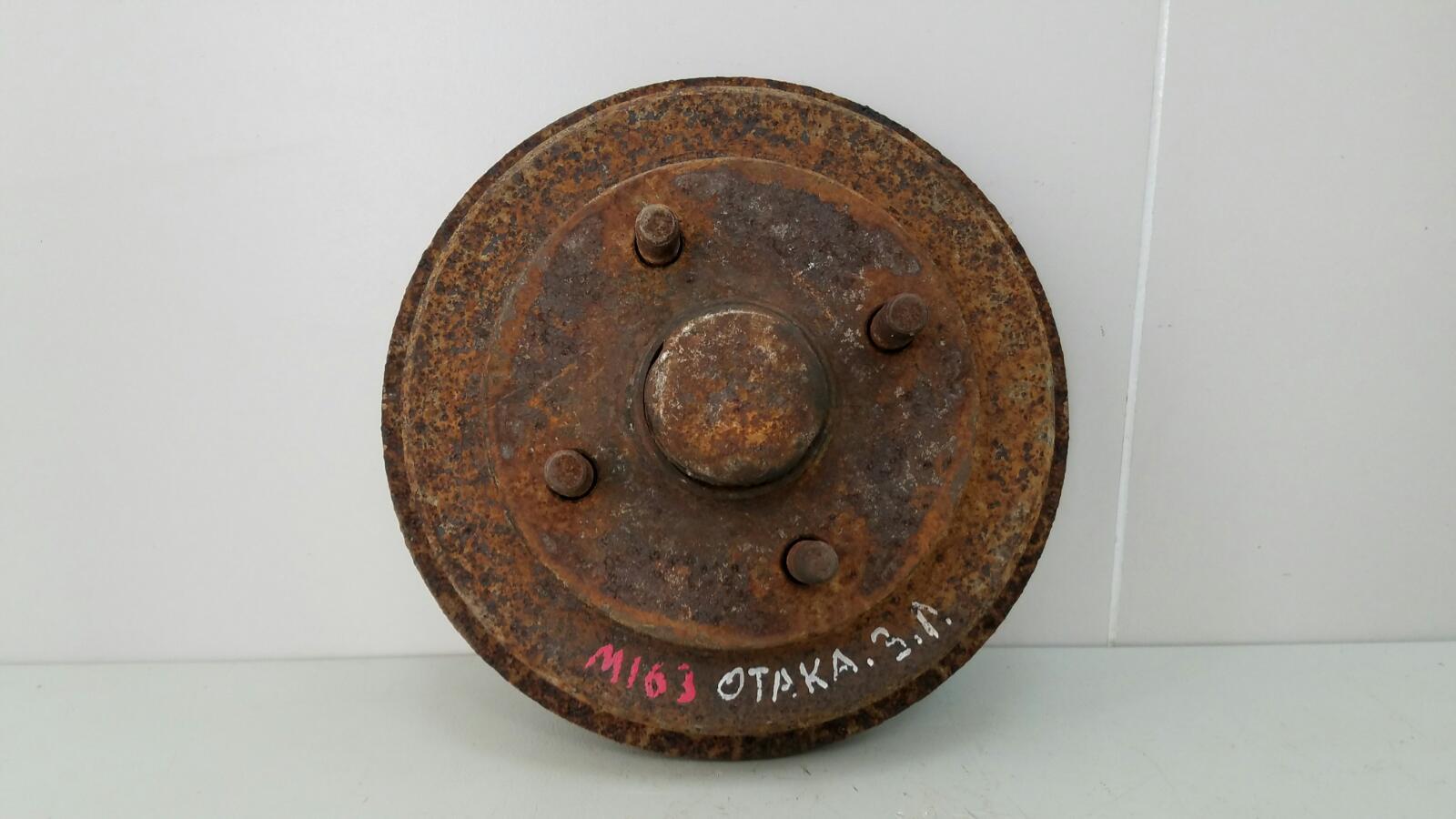 Тормозной барабан Geely Otaka CK СЕДАН MR479QA 1.5Л 2008 задний левый