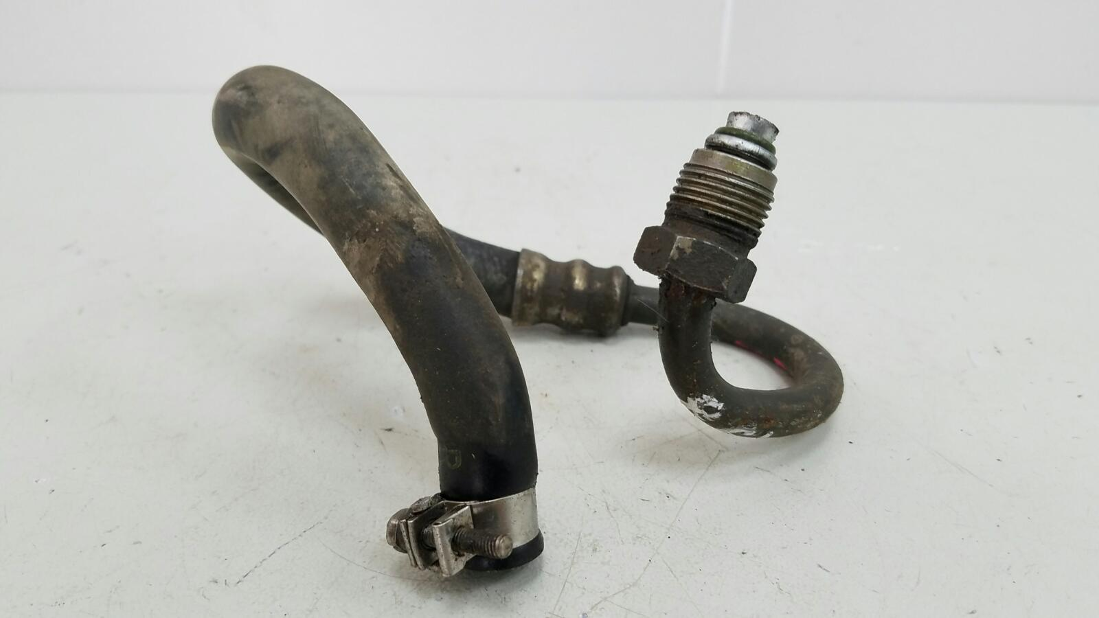 Шланг, трубка гур Mercedes A140 W168 M166.940 1.4Л 1999г