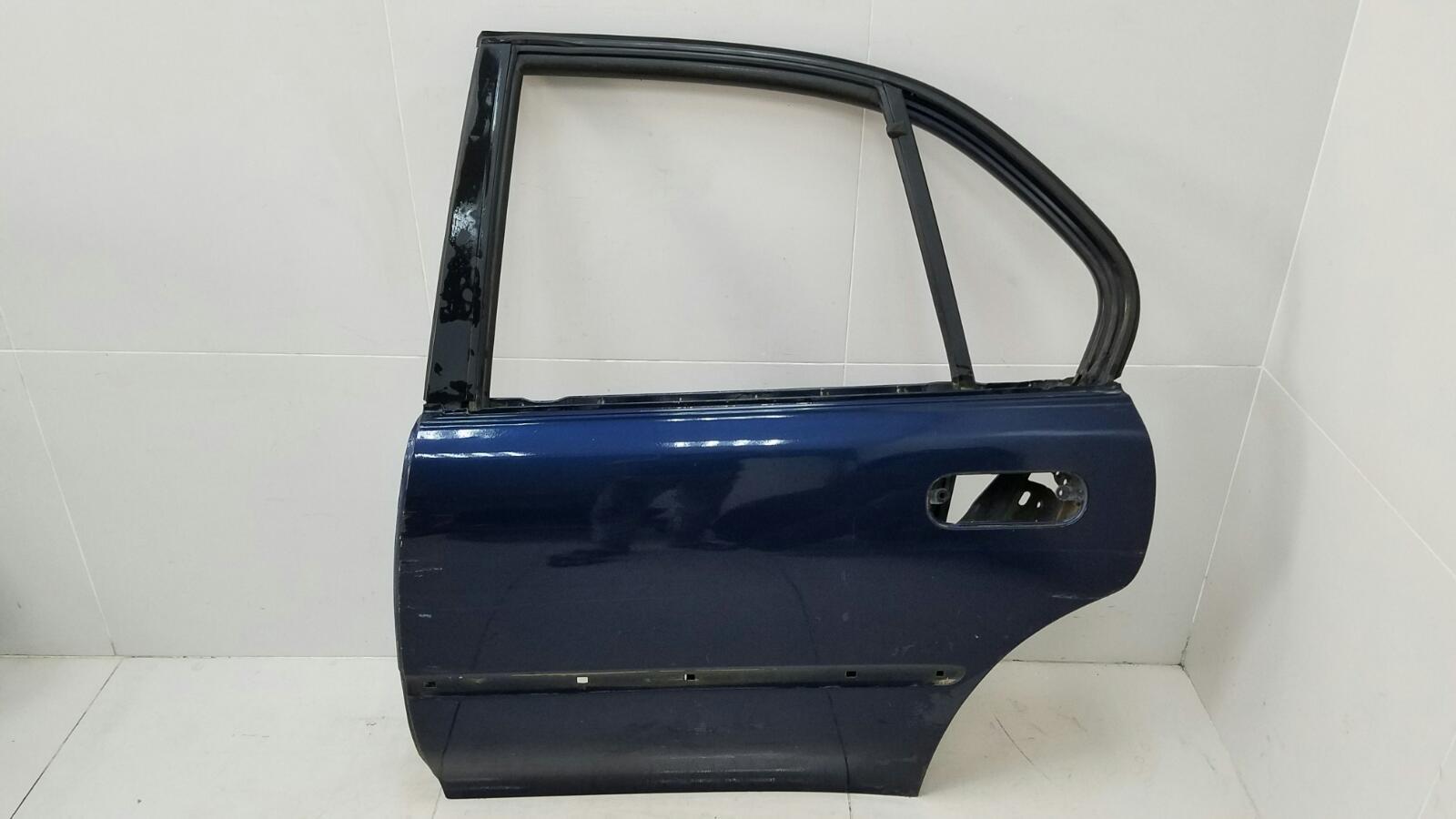 Дверь Rover 600 RH H23A3 1997 задняя левая
