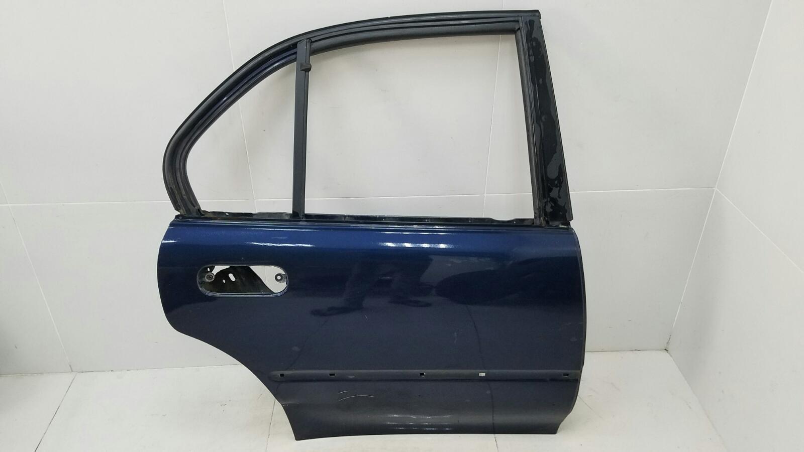 Дверь Rover 600 RH H23A3 1997 задняя правая